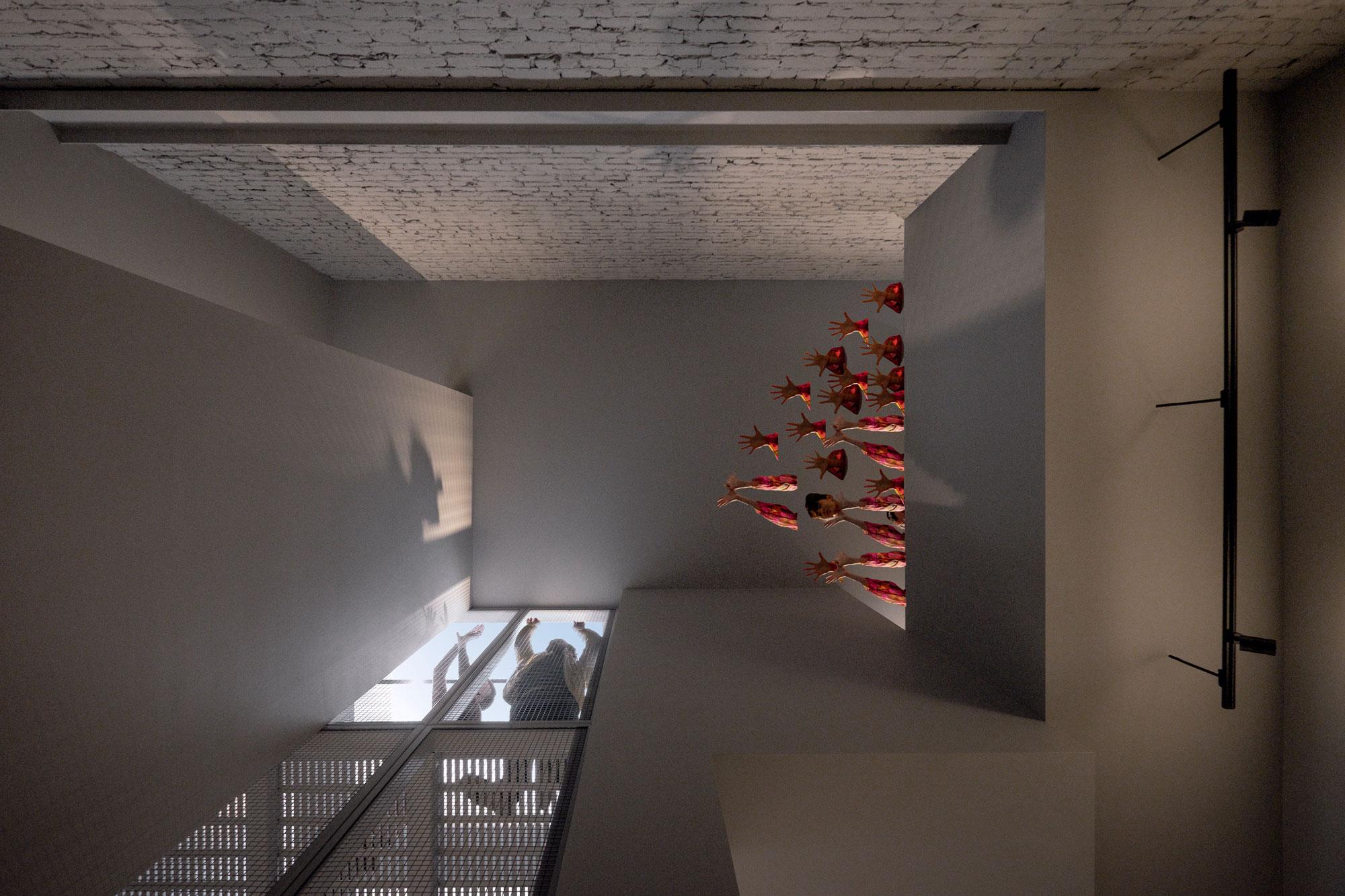 Studio Jean Verville Architects, MSO Art Studio + Home, Photo Felix Michaud | Yellowtrace