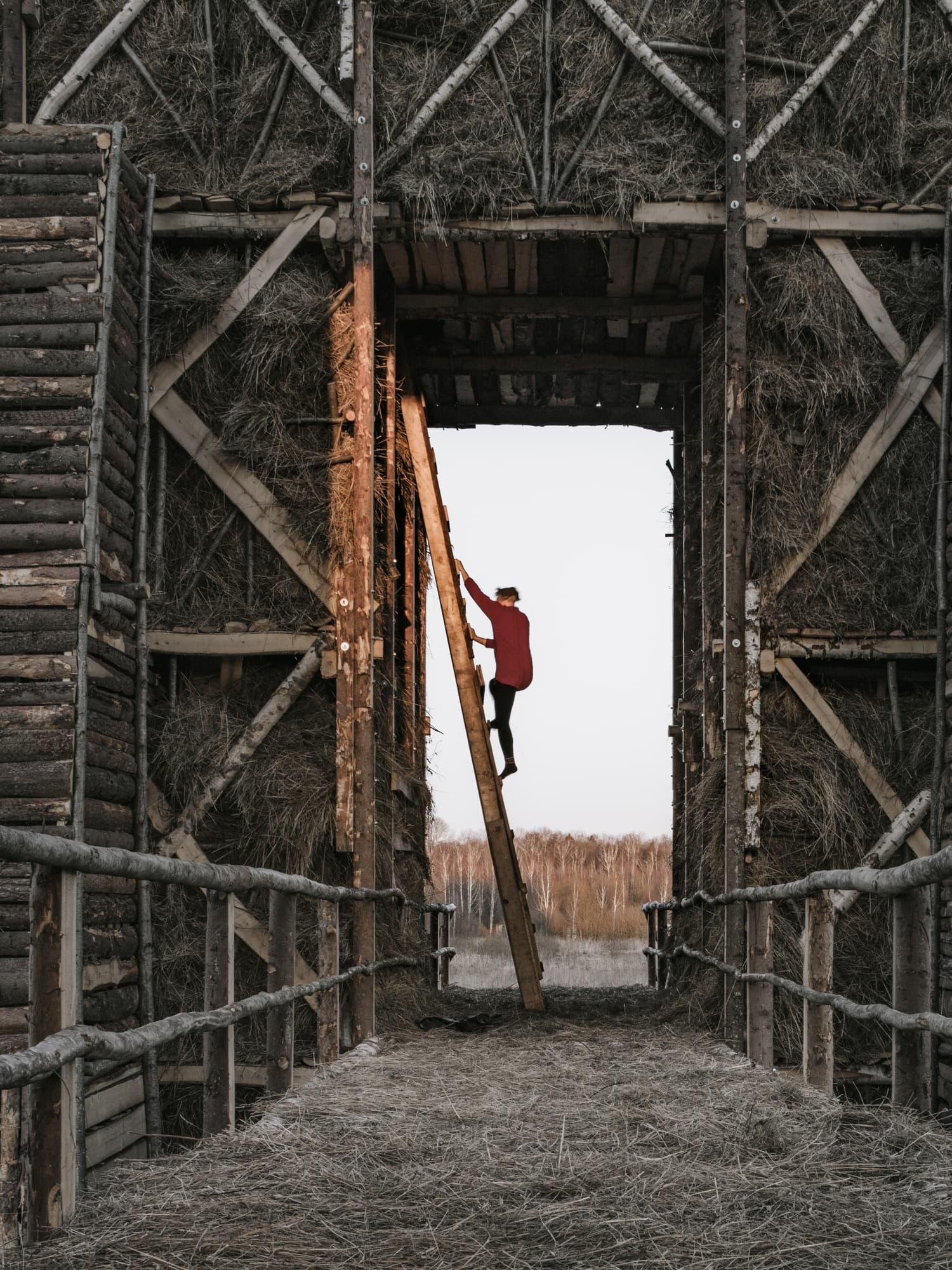 Katarsis, Burning Bridges Installation in Russia, Photo Grigoriy Sokolinsky   Yellowtrace