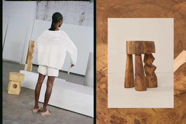Vince Skelly Sculptures Lauren Manoogian Ss21 Yellowtrace