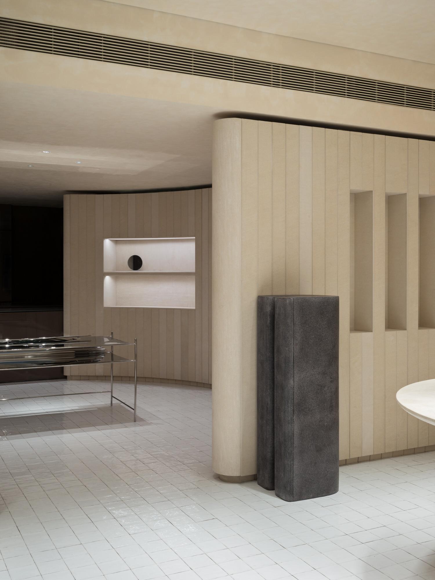 Say Architects, Parlor19 Jewellery Store Hangzhou, China Luxury Retail, Photo Minjie Wang | Yellowtrace