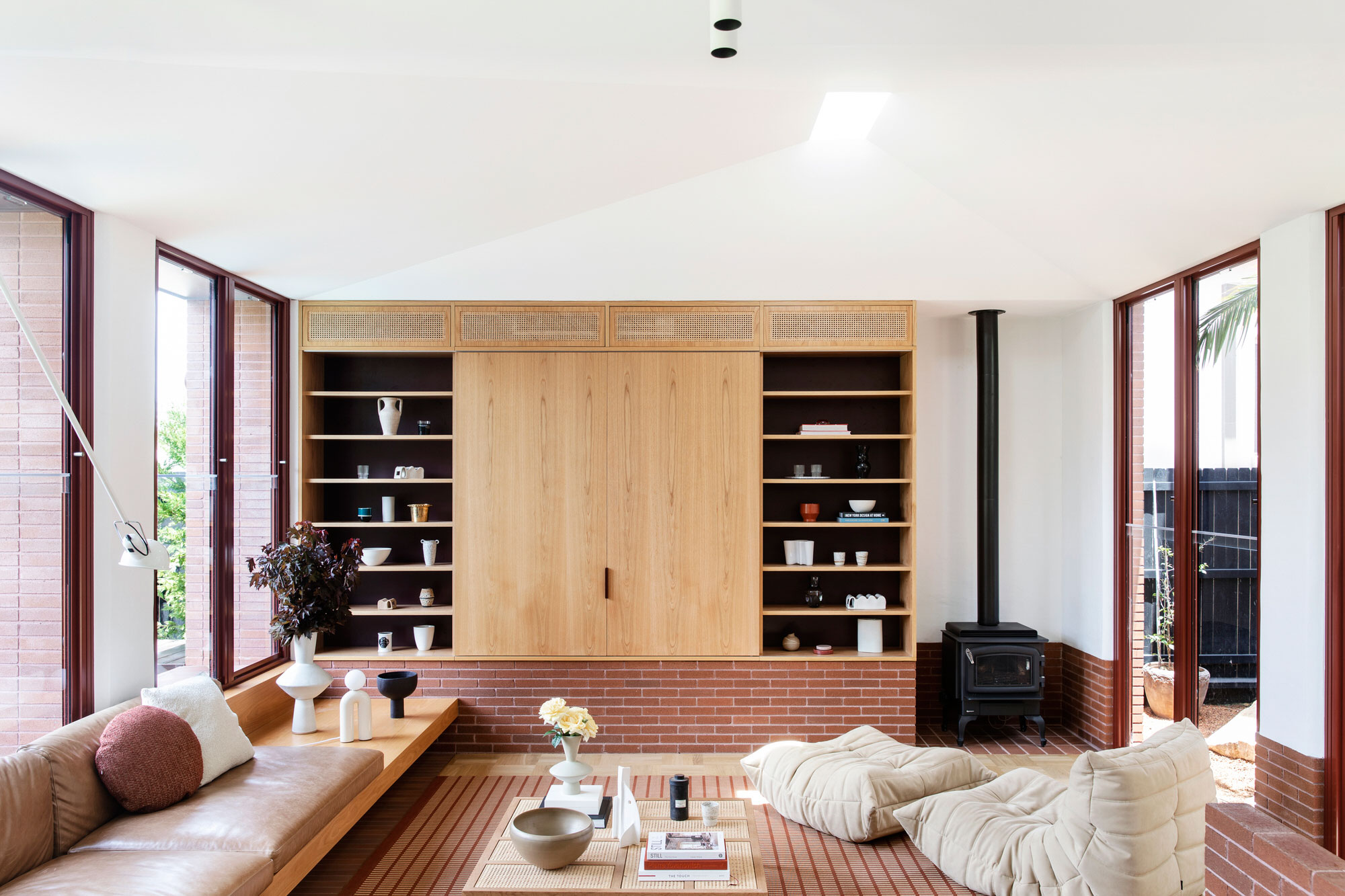 Studio Prineas, Bona Vista House Renovation Sydney, Photo Chris Warnes | Yellowtrace