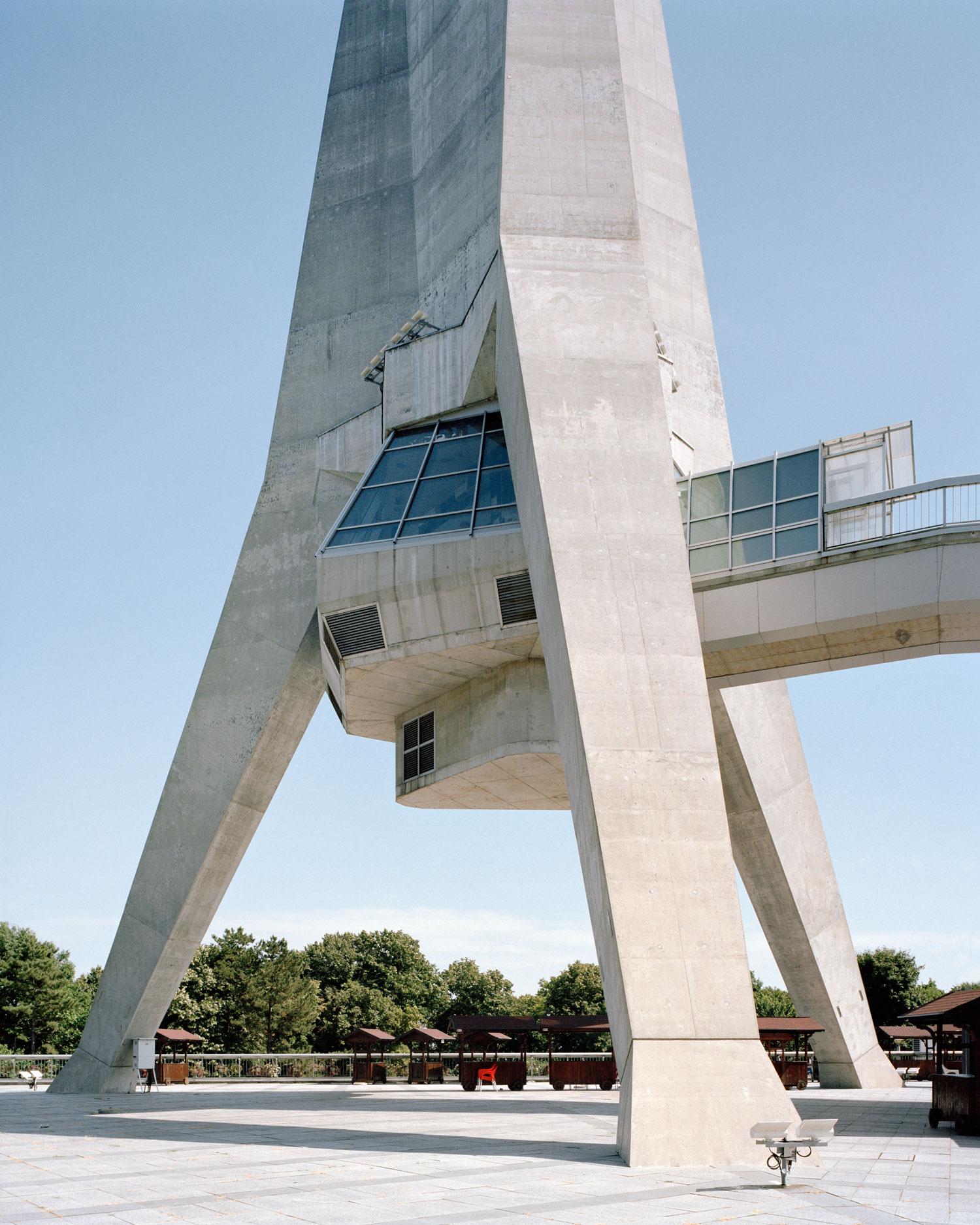 Ten Studio, Avala House Belgrade Architecture, Avala Tower | Yellowtrace