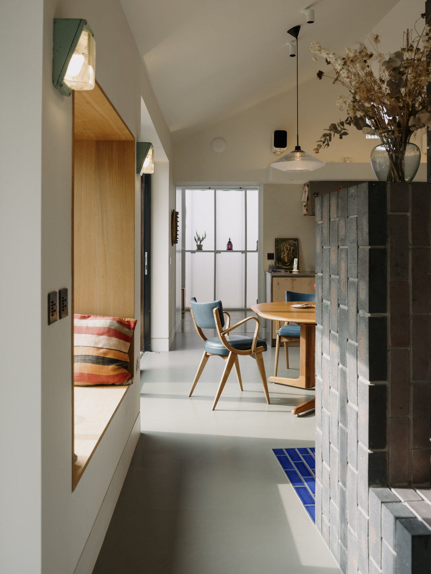 Haycroft Gardens: Sustainable Multi-generational House by Sarah Wigglesworth.