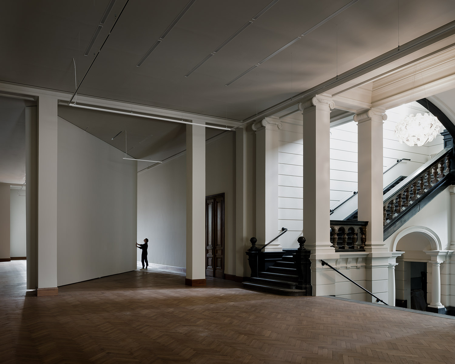 KMSKA Royal Museum Of Fine Arts Antwerp, KAAN Architecten | Yellowtrace