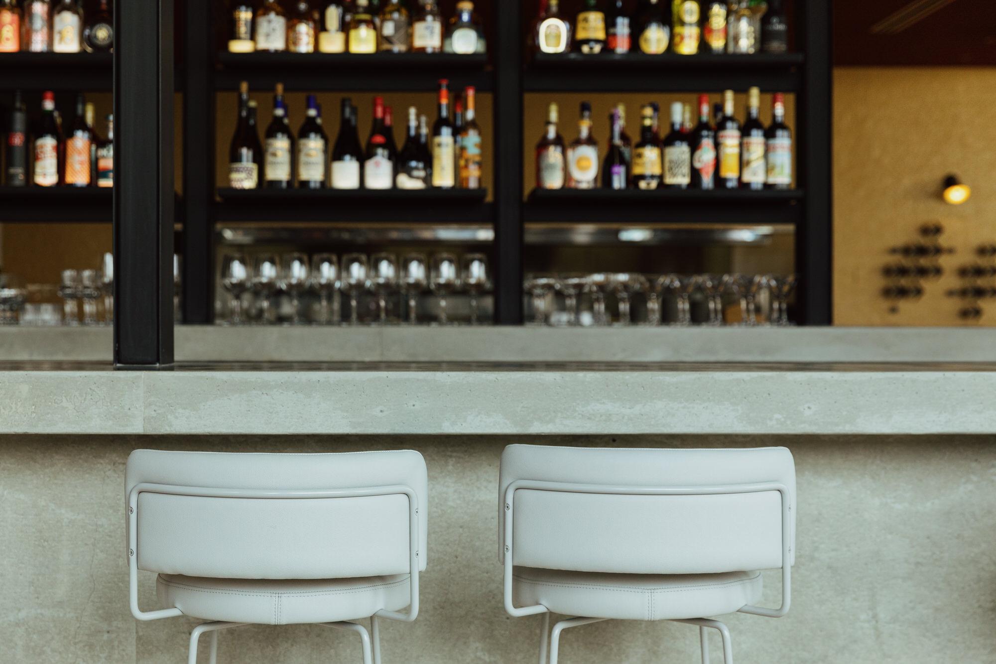 ITL Restaurant Adelaide, Genesin Studio + Walter Brooke, Photo Jonathan VDK   Yellowtrace