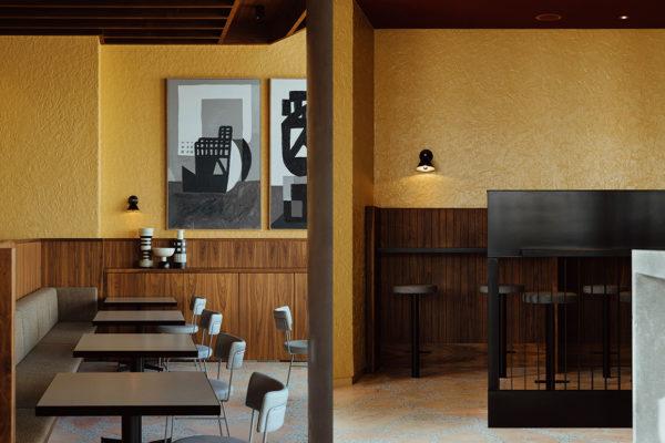 ITL Restaurant Adelaide, Genesin Studio + Walter Brooke, Photo Jonathan VDK | Yellowtrace