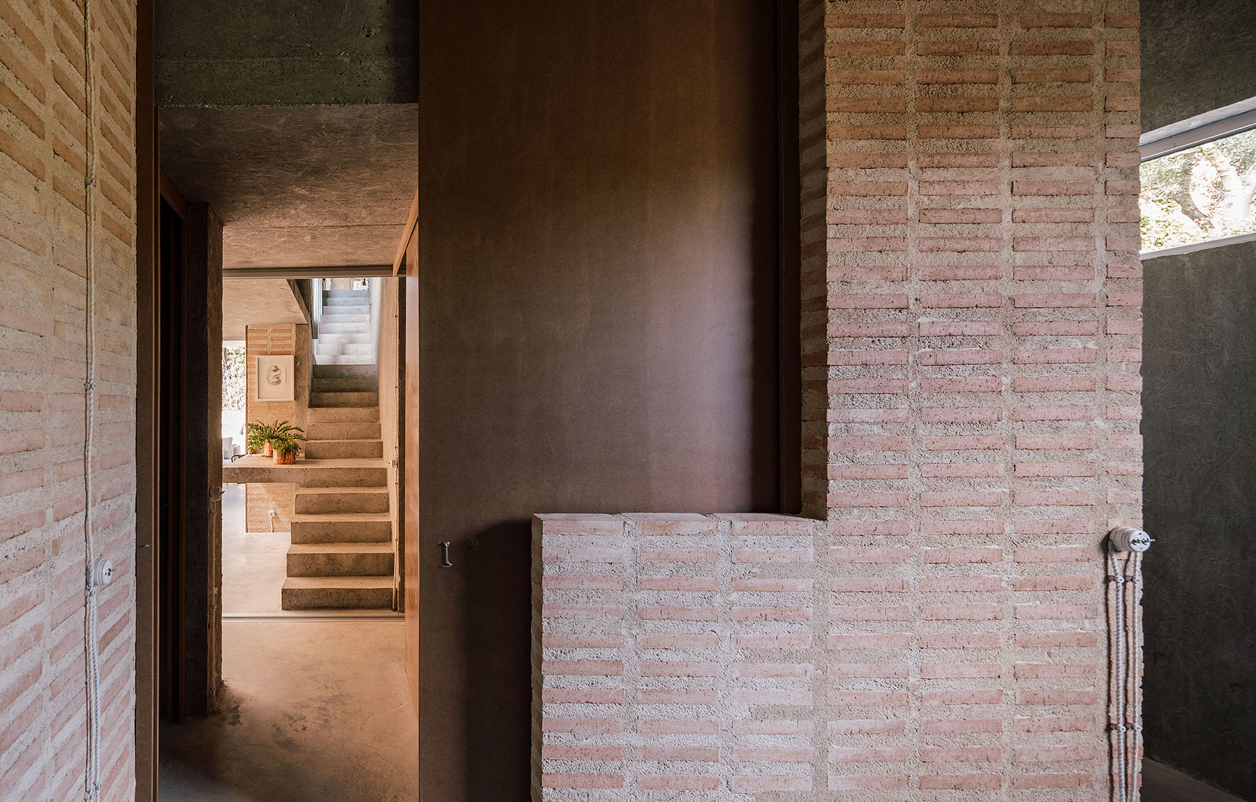 Malu De Miguel, MS5 House Madrid Architecture, Multi Generational Home   Yellowtrace