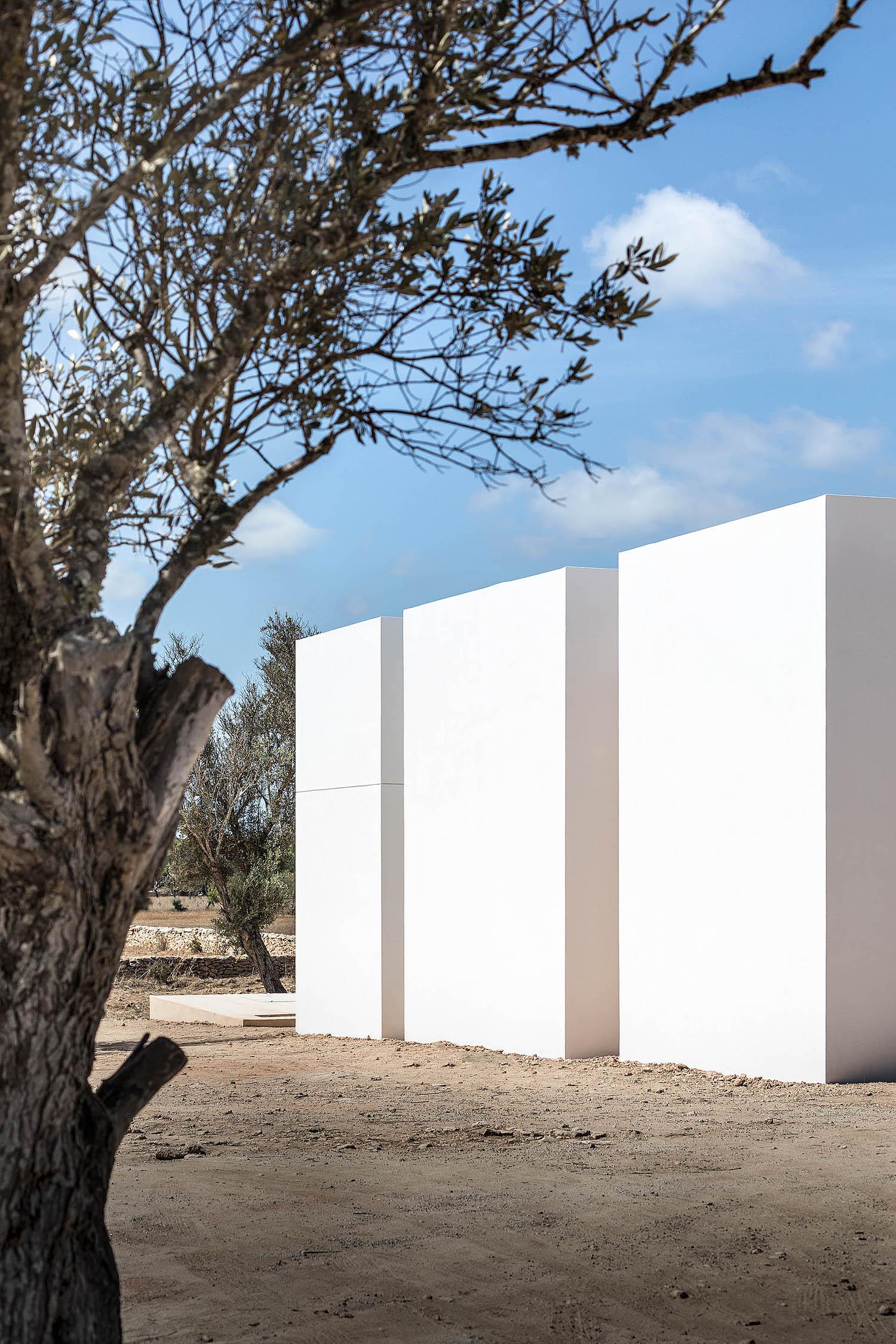Maria Castello Arquitecte Es Pou House Formentera Architecture Yellowtrace 01