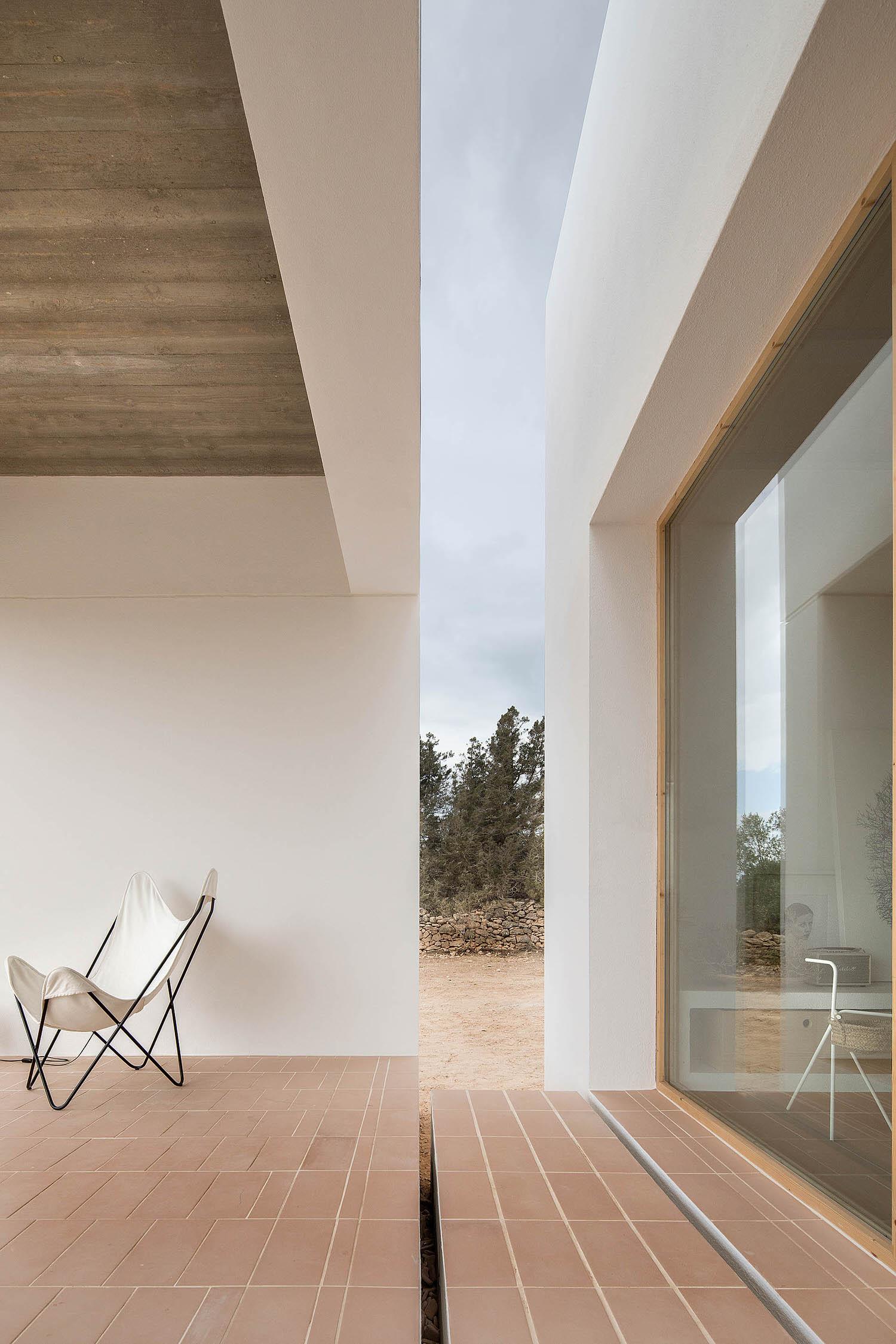 Maria Castello Arquitecte Es Pou House Formentera Architecture Yellowtrace 05
