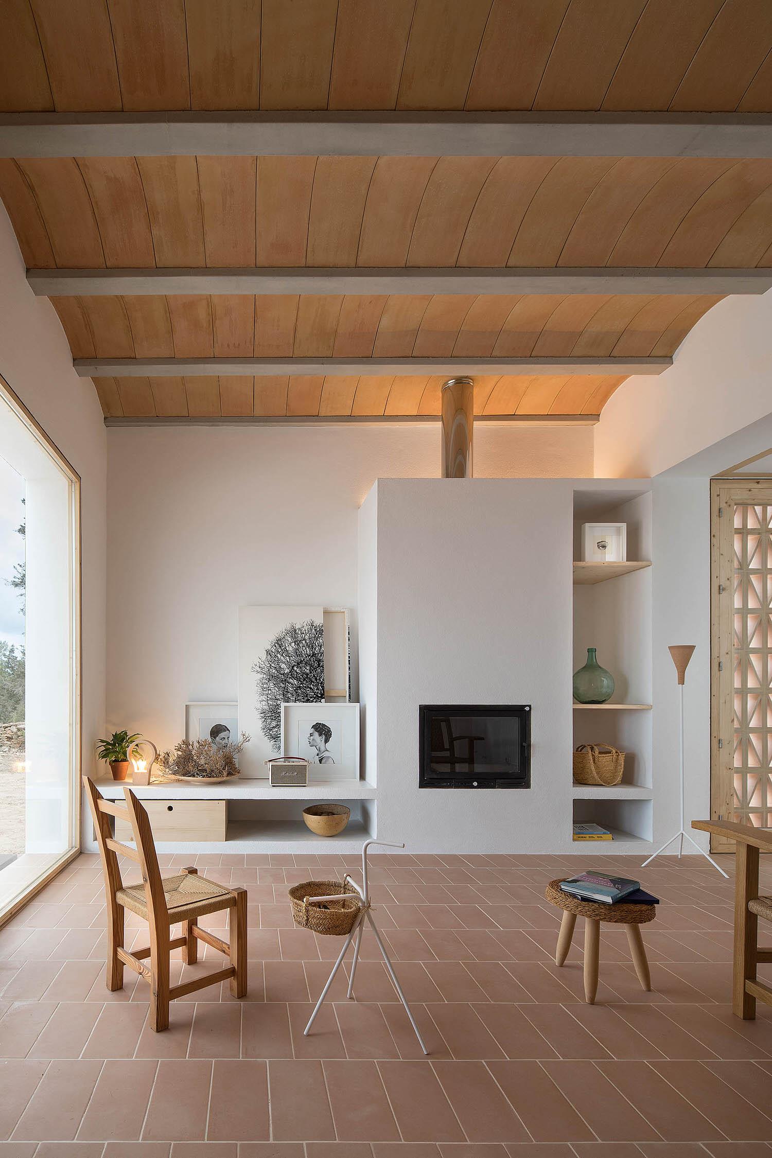 Maria Castello Arquitecte Es Pou House Formentera Architecture Yellowtrace 08