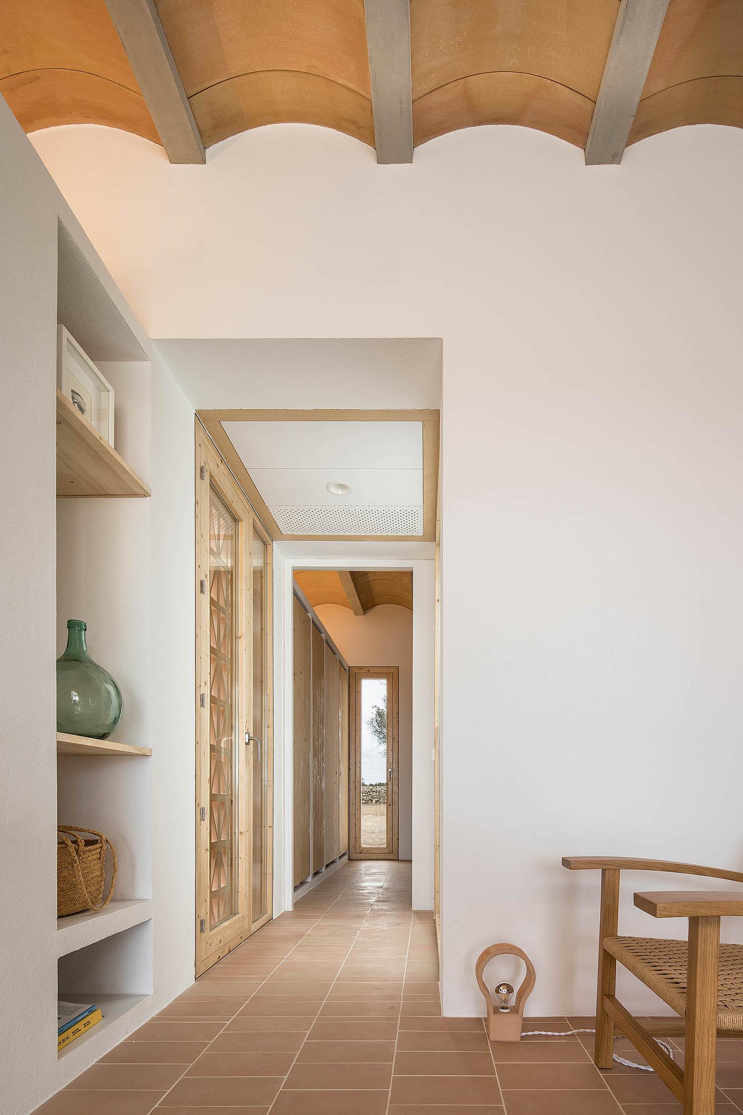 Maria Castello Arquitecte Es Pou House Formentera Architecture Yellowtrace 10