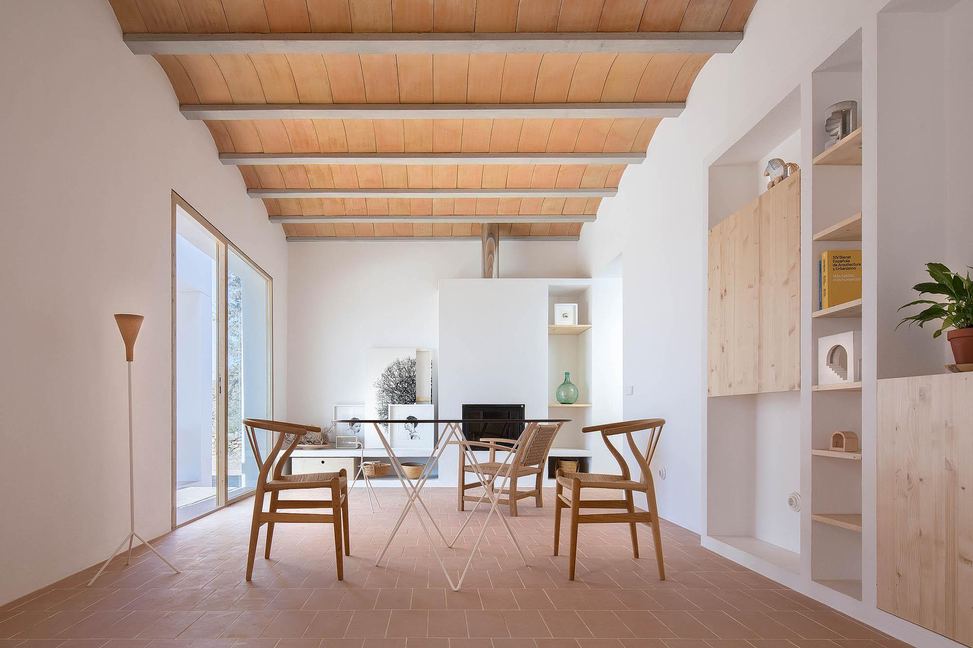 Maria Castello Arquitecte Es Pou House Formentera Architecture Yellowtrace 13