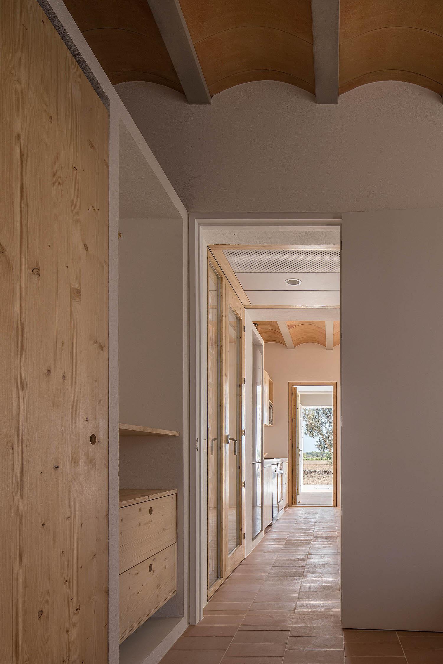 Maria Castello Arquitecte Es Pou House Formentera Architecture Yellowtrace 24