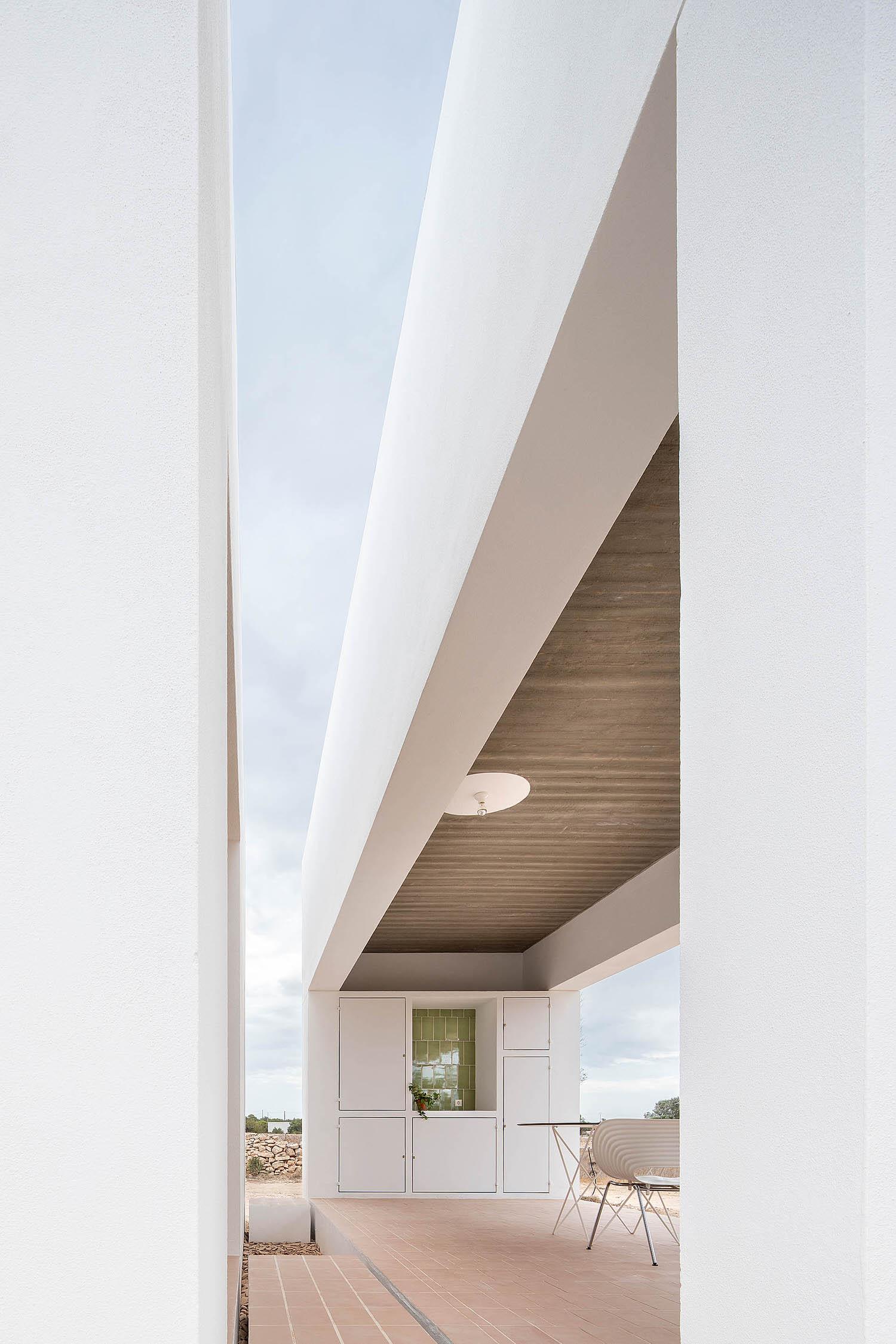 Maria Castello Arquitecte Es Pou House Formentera Architecture Yellowtrace 34