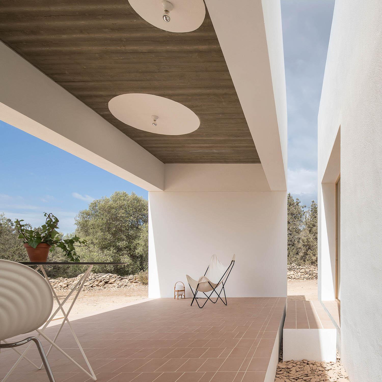 Maria Castello Arquitecte Es Pou House Formentera Architecture Yellowtrace 35