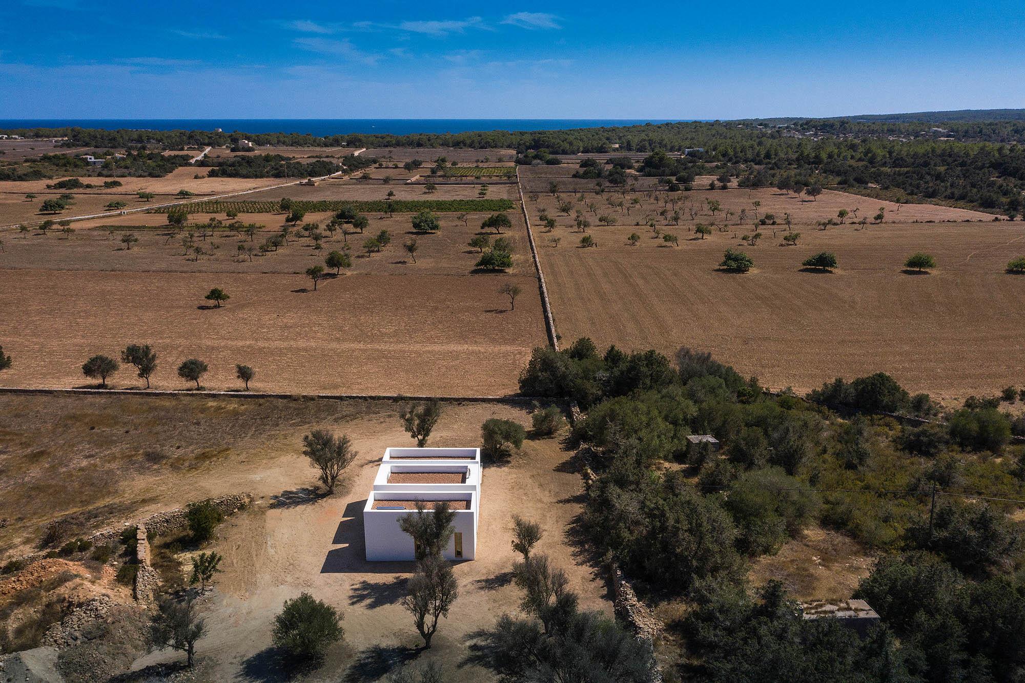 Maria Castello Arquitecte Es Pou House Formentera Architecture Yellowtrace 38