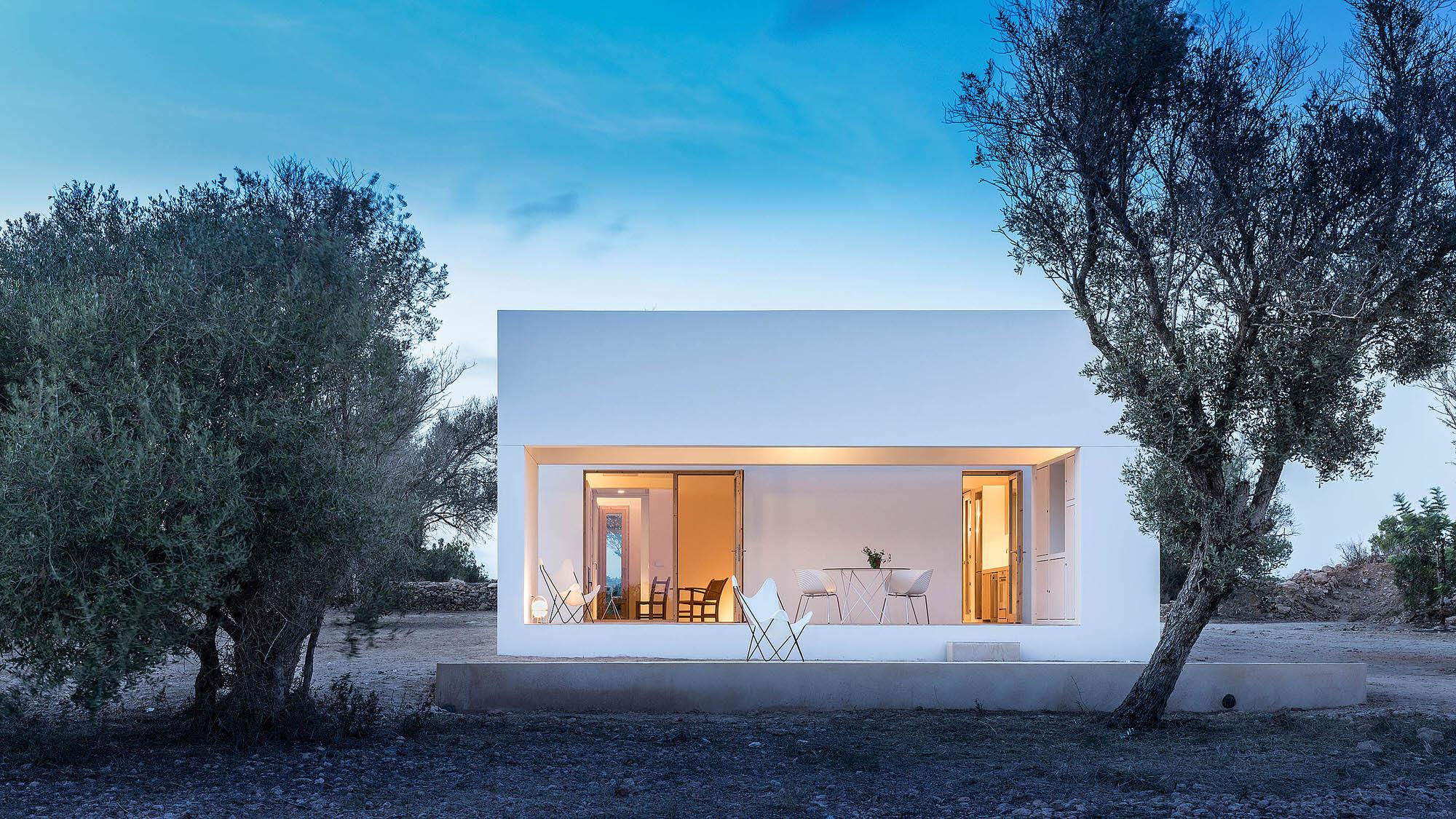 Maria Castello Arquitecte Es Pou House Formentera Architecture Yellowtrace 41