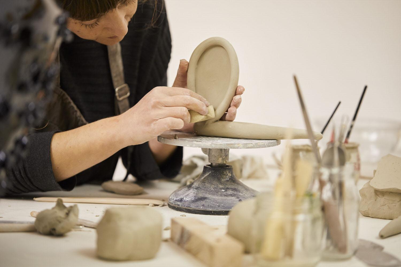 Loewe Waves Ceramic Artist Laia Arqueros Yellowtrace 15