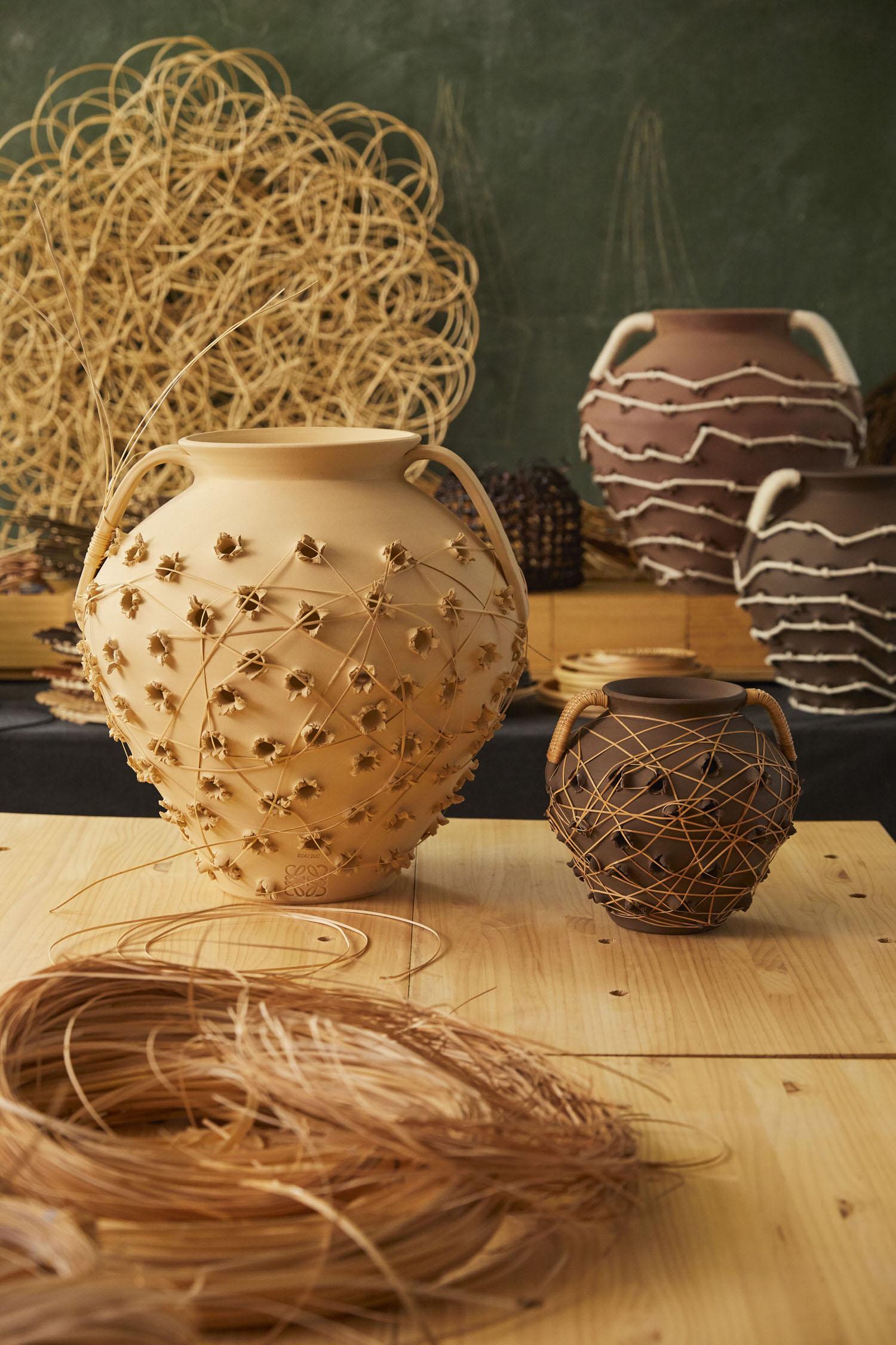 Loewe Waves Weaving Artist Idoia Cuesta Yellowtrace 11