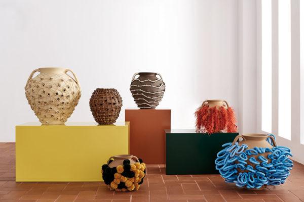 Loewe Waves Chestnut Roasters Handmade Clay Pots Yellowtrace