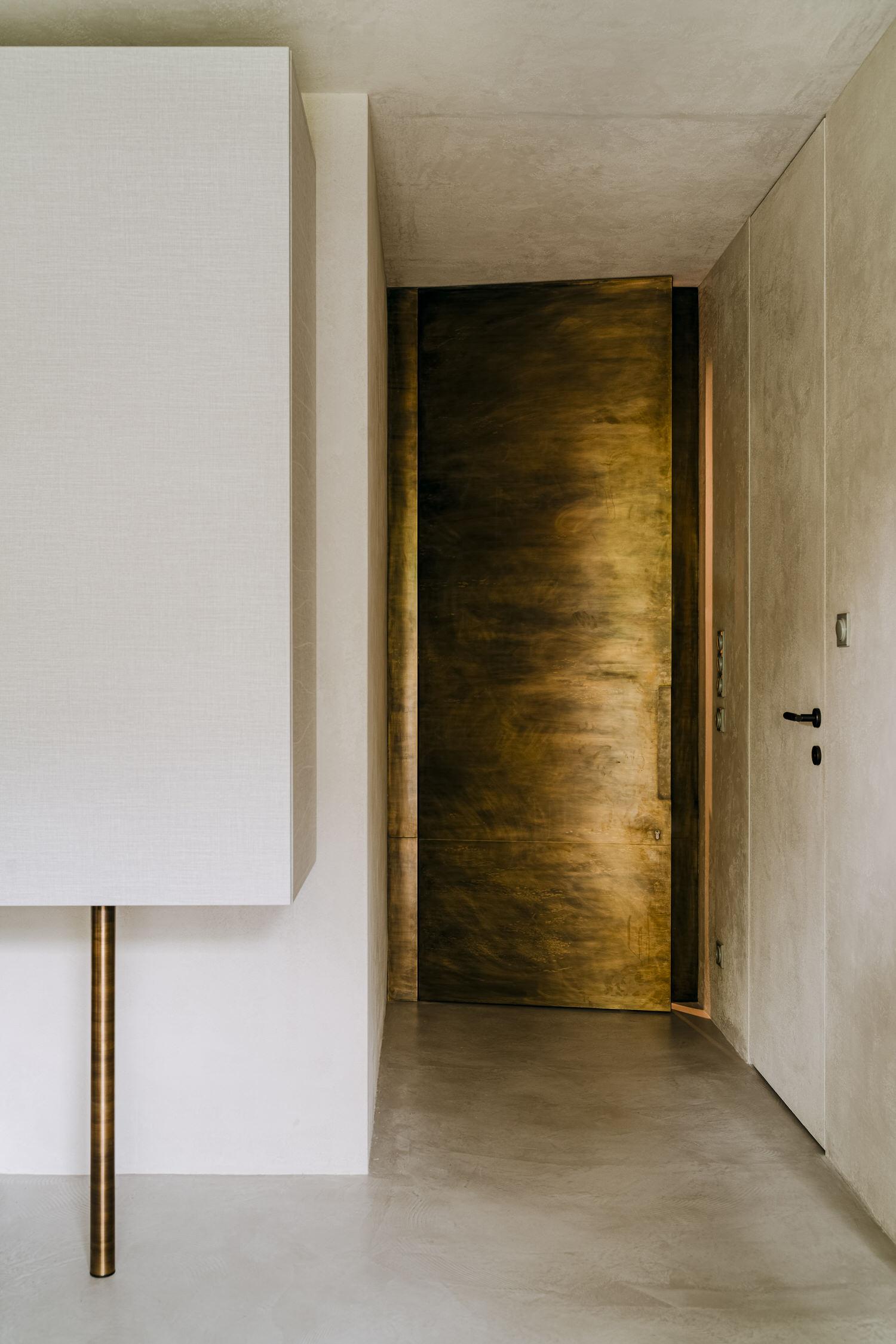 FNL Apartment in Warsaw, Poland by Paradowski Studio.