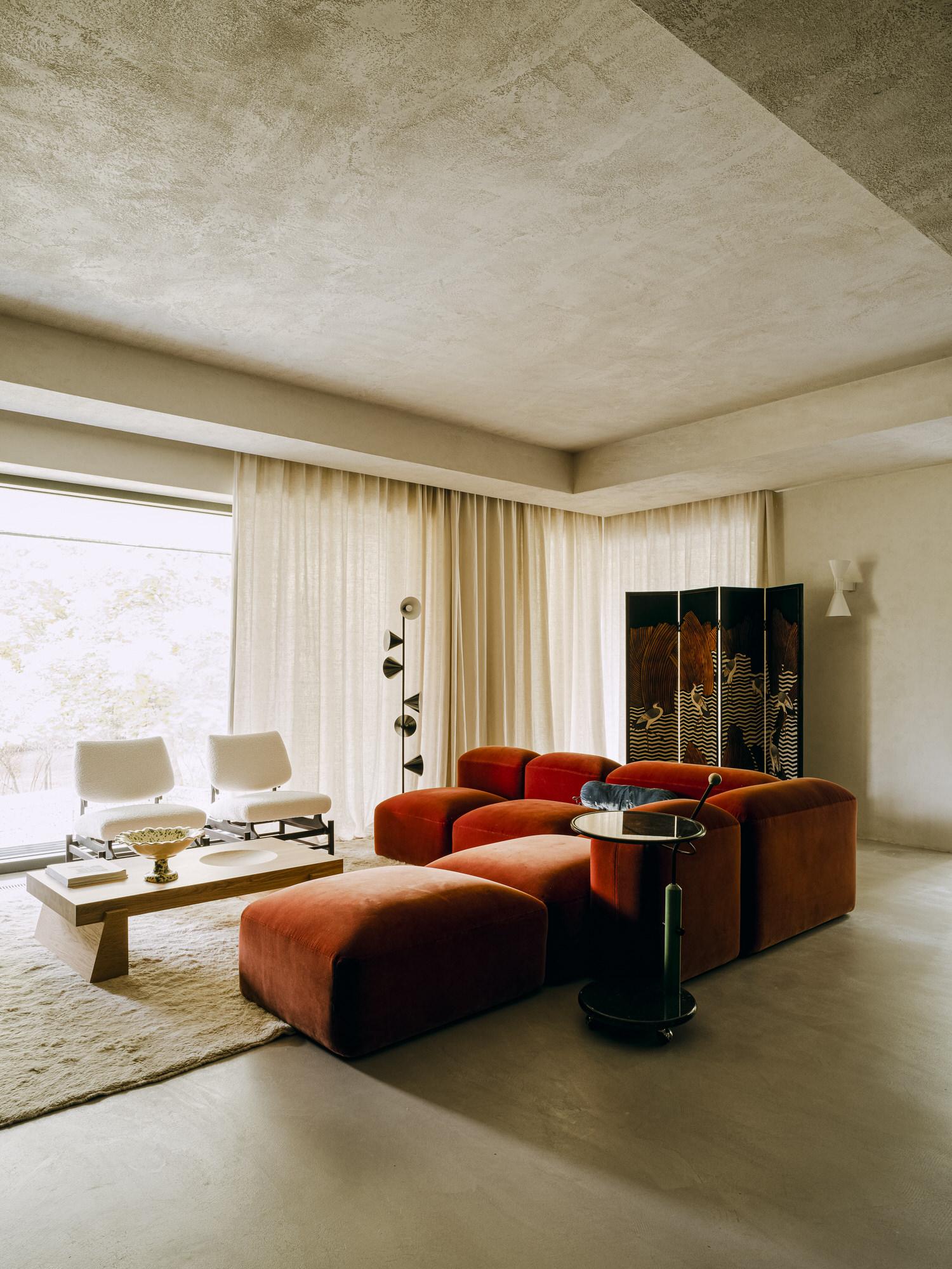 Paradowski Studio Fnl Apartment Warsaw Interiors Photo Pion Studio Yellowtrace 05