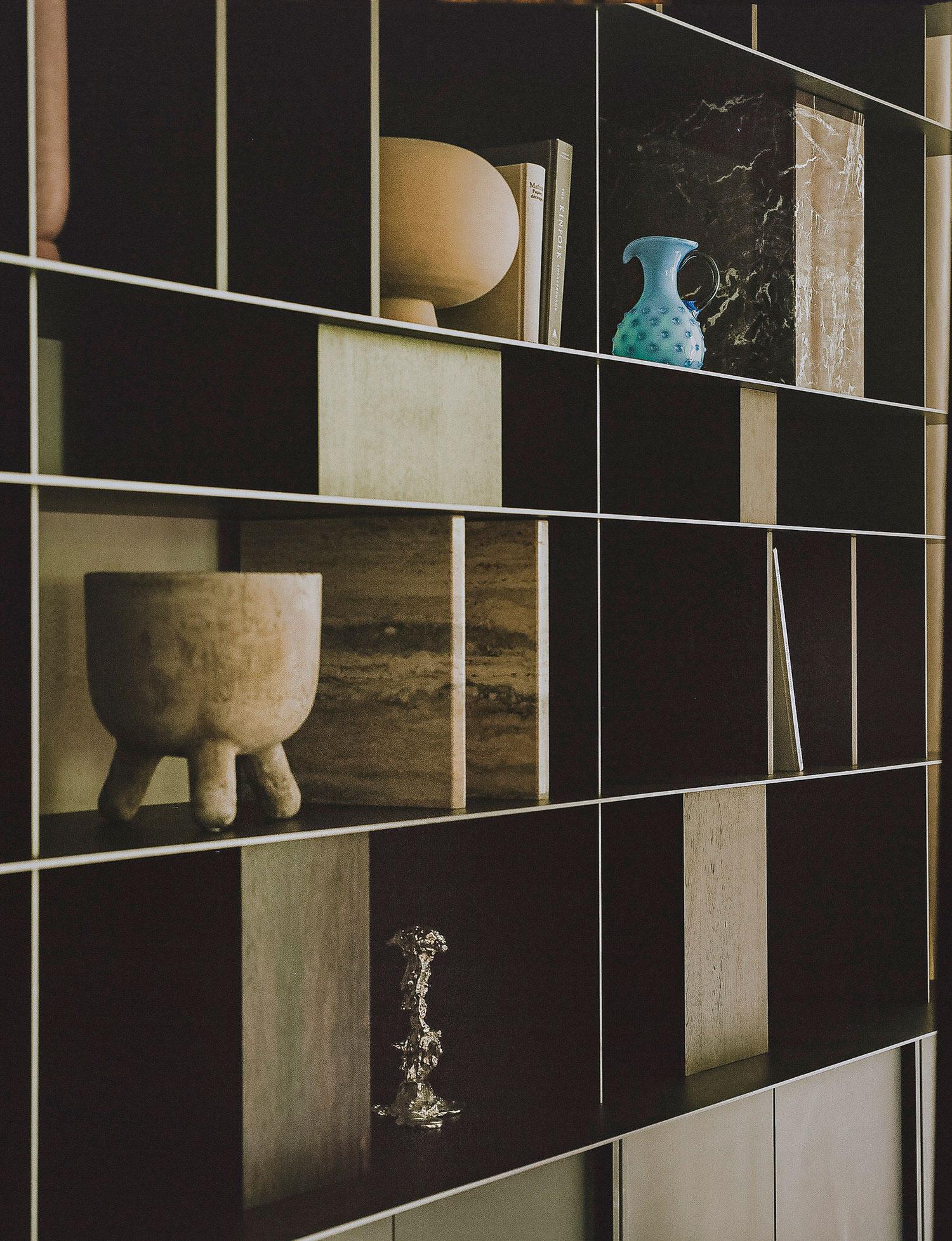 Paradowski Studio Fnl Apartment Warsaw Interiors Photo Pion Studio Yellowtrace 37
