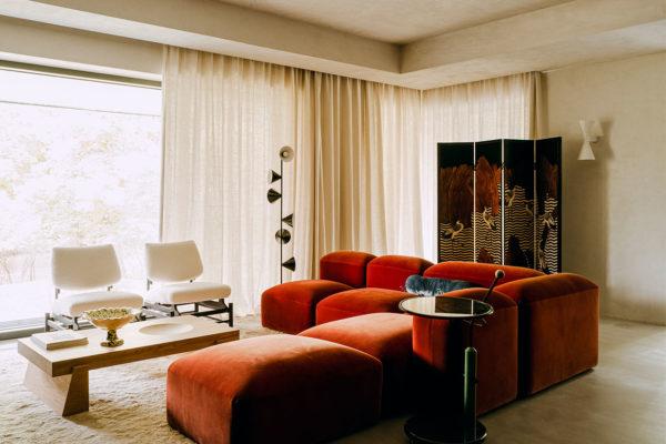 Paradowski Studio Fnl Apartment Warsaw Interiors Photo Pion Studio Yellowtrace