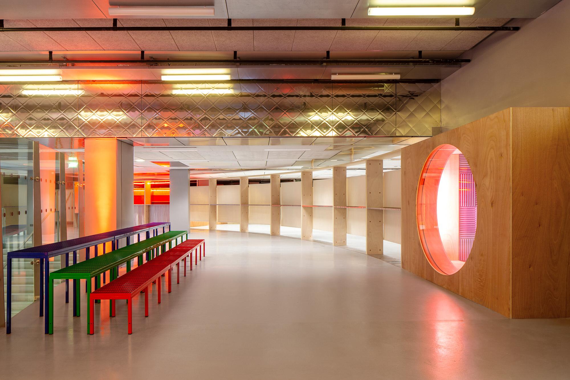 Jean Benoit Vetillard Architecture R+1 Gaite Lyrique Multipurpose Space Paris Photo Giaime Meloni Yellowtrace 01