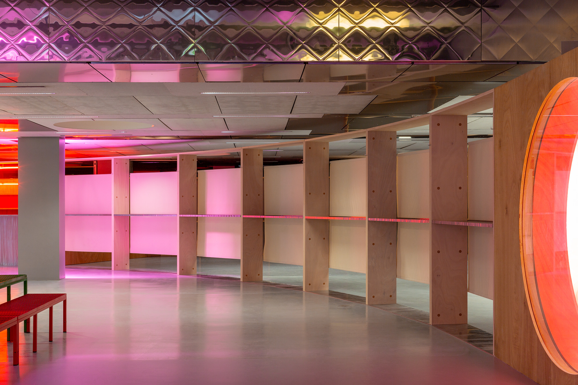 Jean Benoit Vetillard Architecture R+1 Gaite Lyrique Multipurpose Space Paris Photo Giaime Meloni Yellowtrace 02