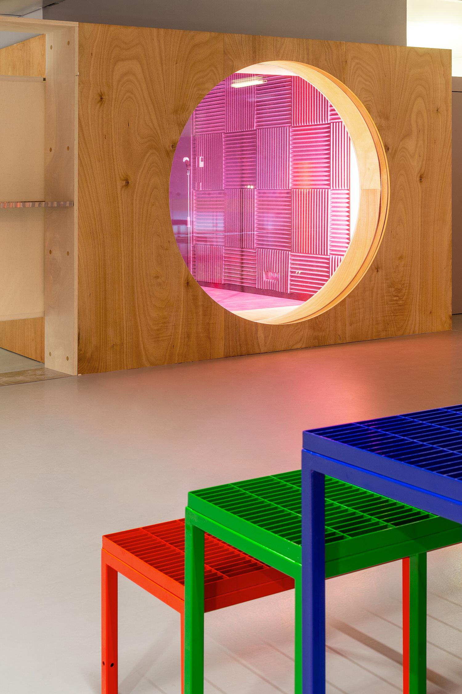 Jean Benoit Vetillard Architecture R+1 Gaite Lyrique Multipurpose Space Paris Photo Giaime Meloni Yellowtrace 03
