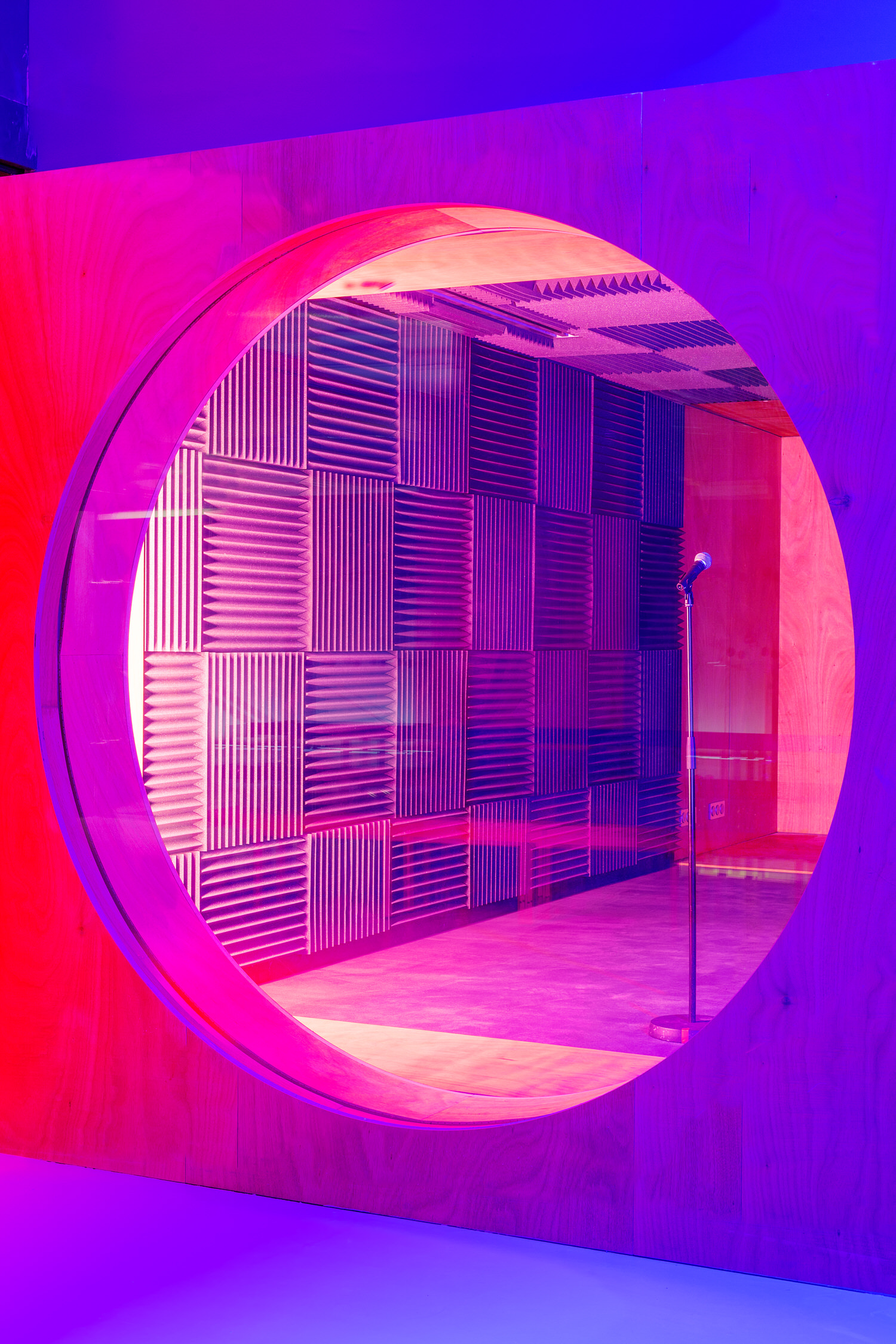 Jean Benoit Vetillard Architecture R+1 Gaite Lyrique Multipurpose Space Paris Photo Giaime Meloni Yellowtrace 08