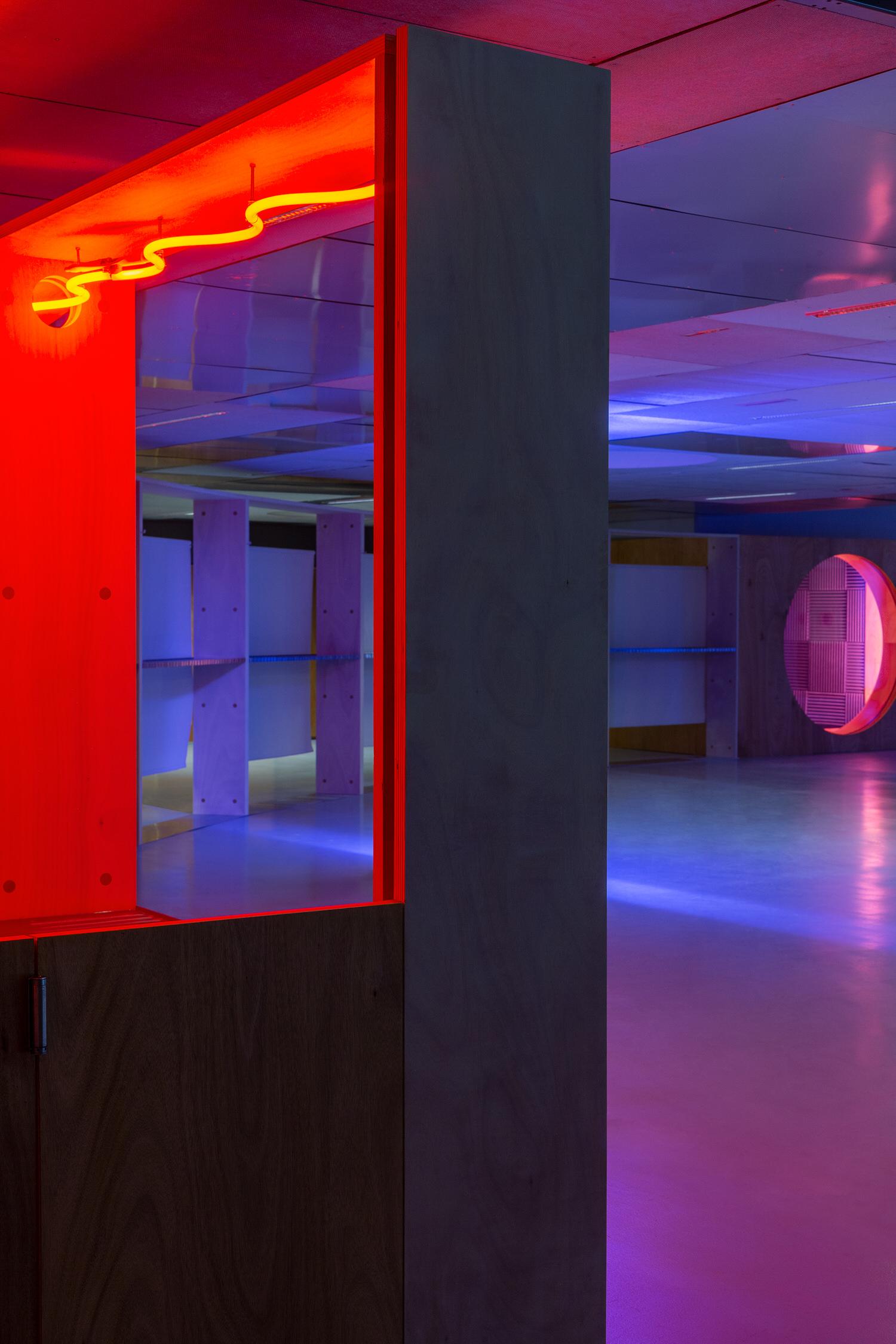 Jean Benoit Vetillard Architecture R+1 Gaite Lyrique Multipurpose Space Paris Photo Giaime Meloni Yellowtrace 09