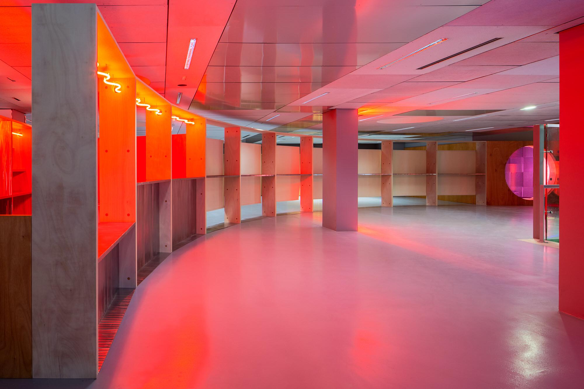 Jean Benoit Vetillard Architecture R+1 Gaite Lyrique Multipurpose Space Paris Photo Giaime Meloni Yellowtrace 12