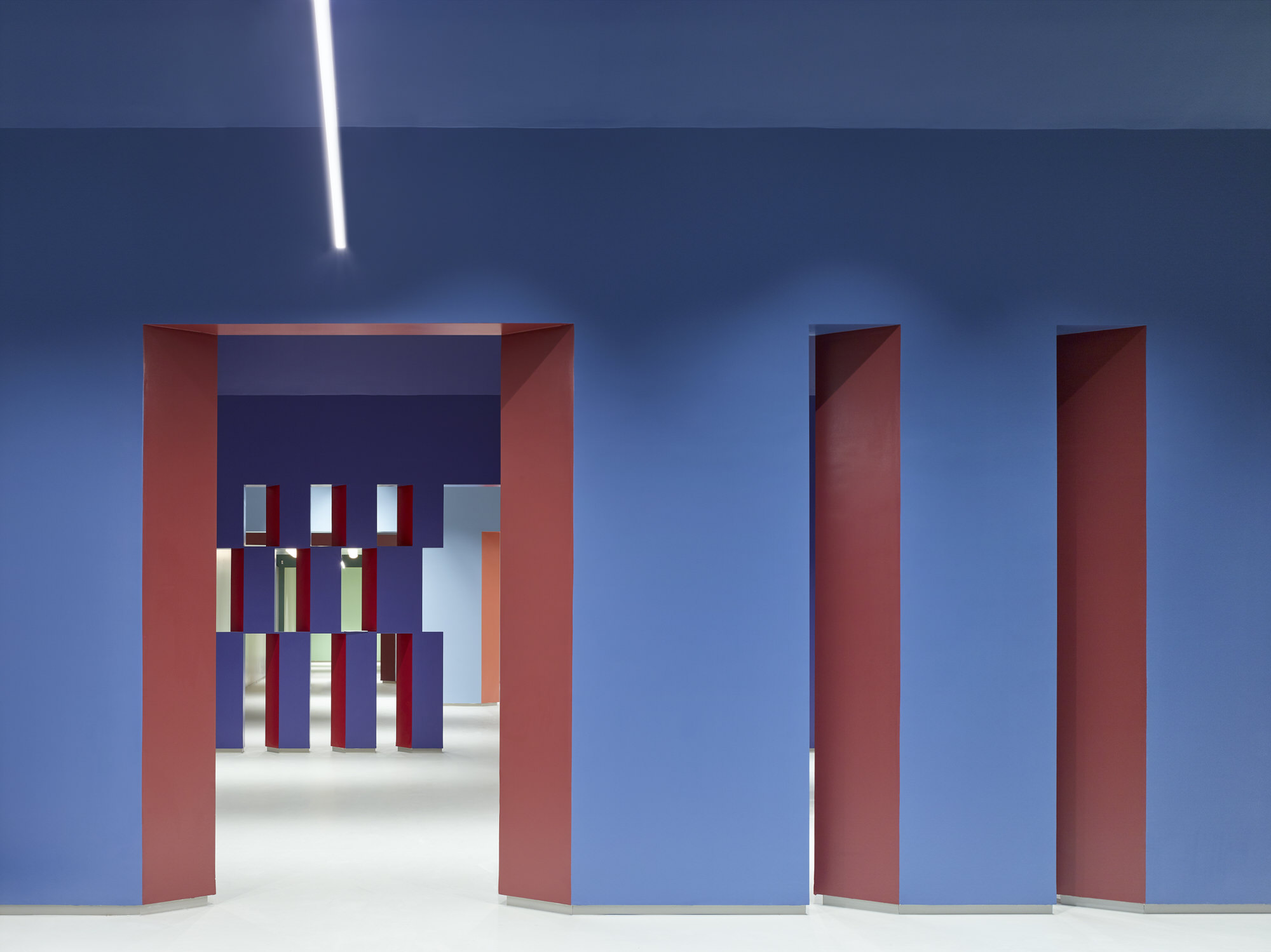 Baranowitz Goldberg Kaza Israel Showroom Interior Design Photo Shai Gil Yellowtrace 01