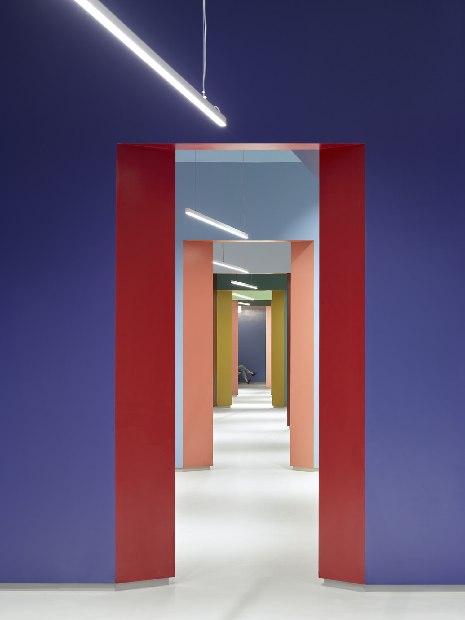 Baranowitz Goldberg Kaza Israel Showroom Interior Design Photo Shai Gil Yellowtrace 06