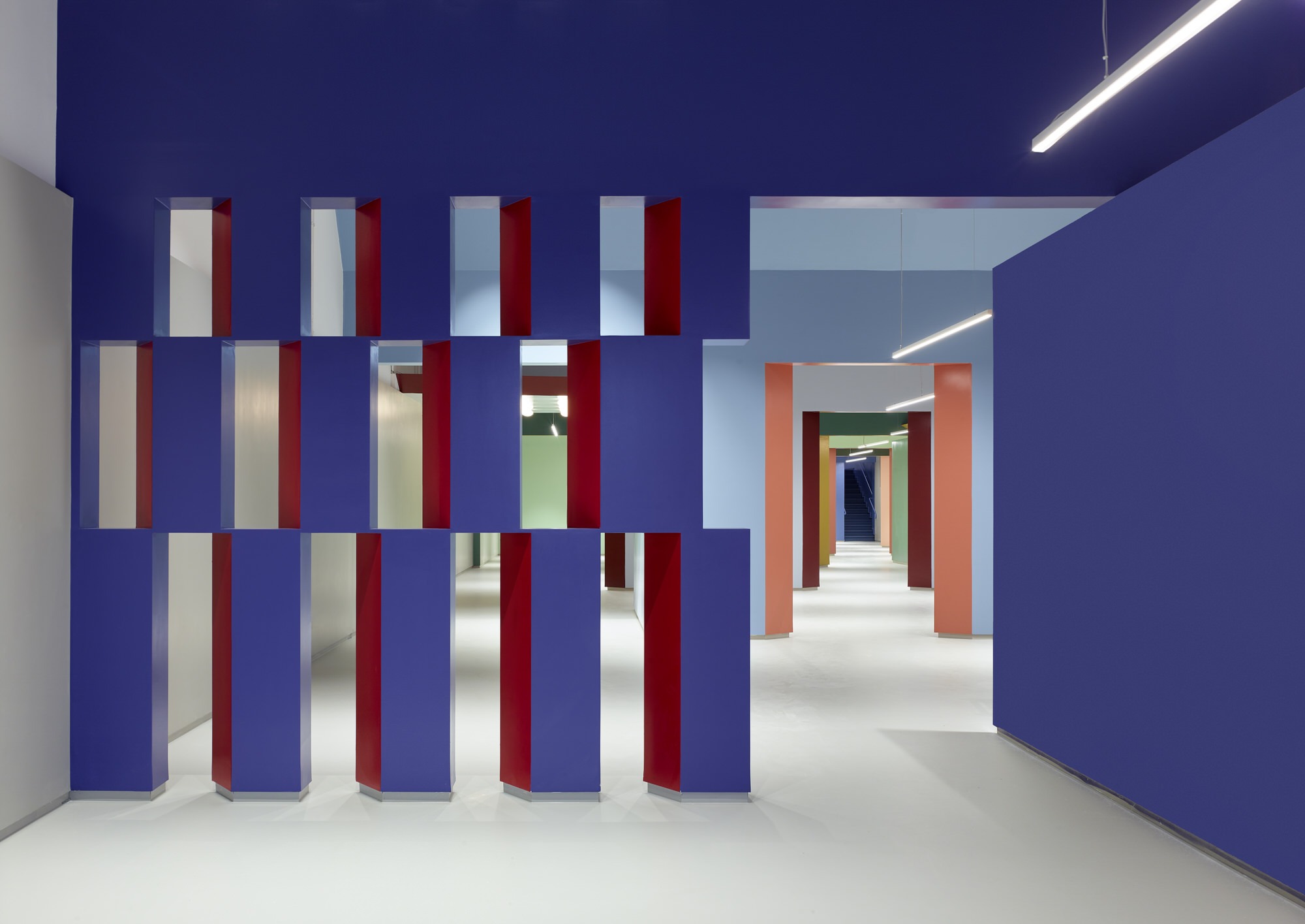 Baranowitz Goldberg Kaza Israel Showroom Interior Design Photo Shai Gil Yellowtrace 07