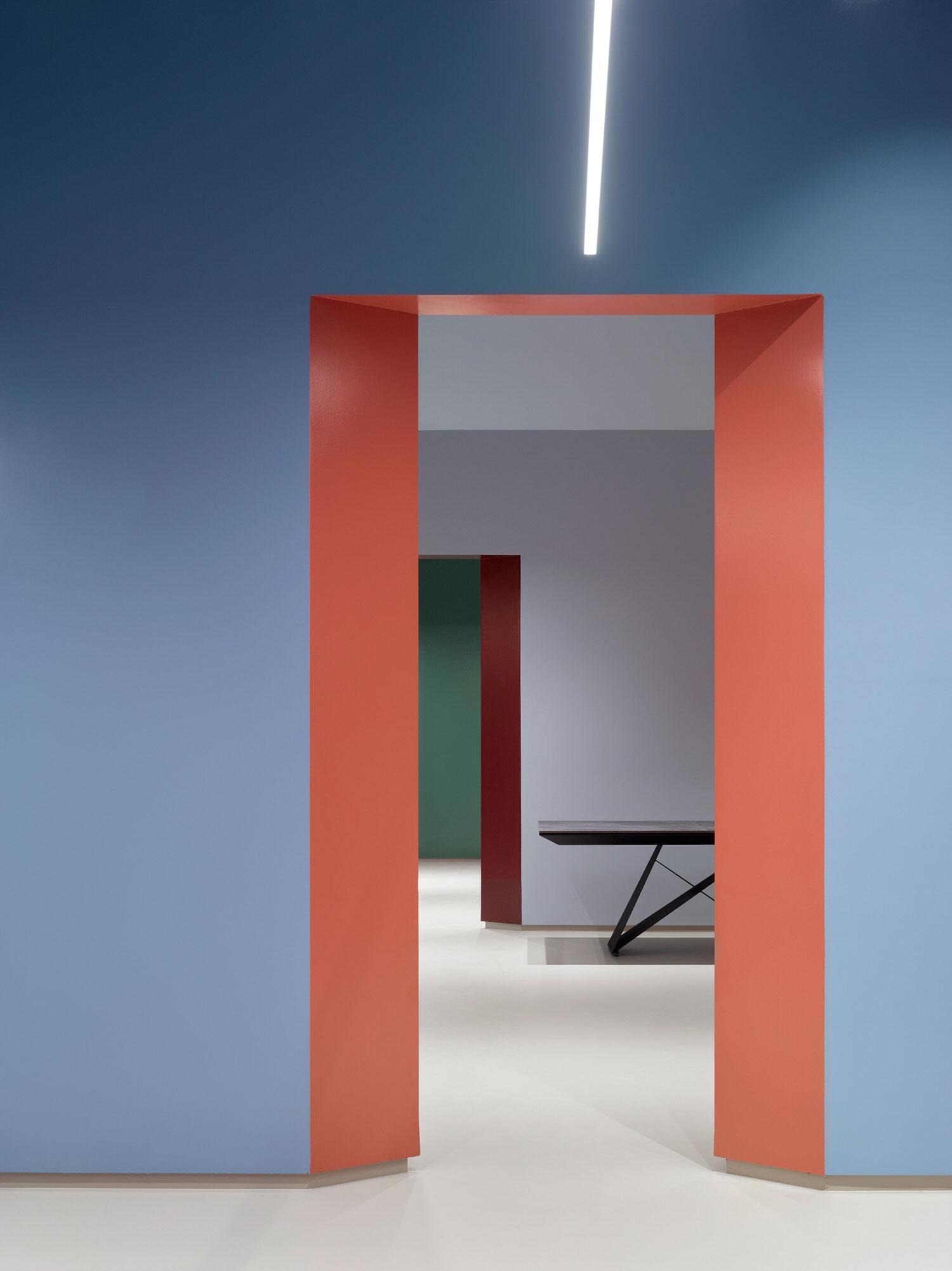 Baranowitz Goldberg Kaza Israel Showroom Interior Design Photo Shai Gil Yellowtrace 12