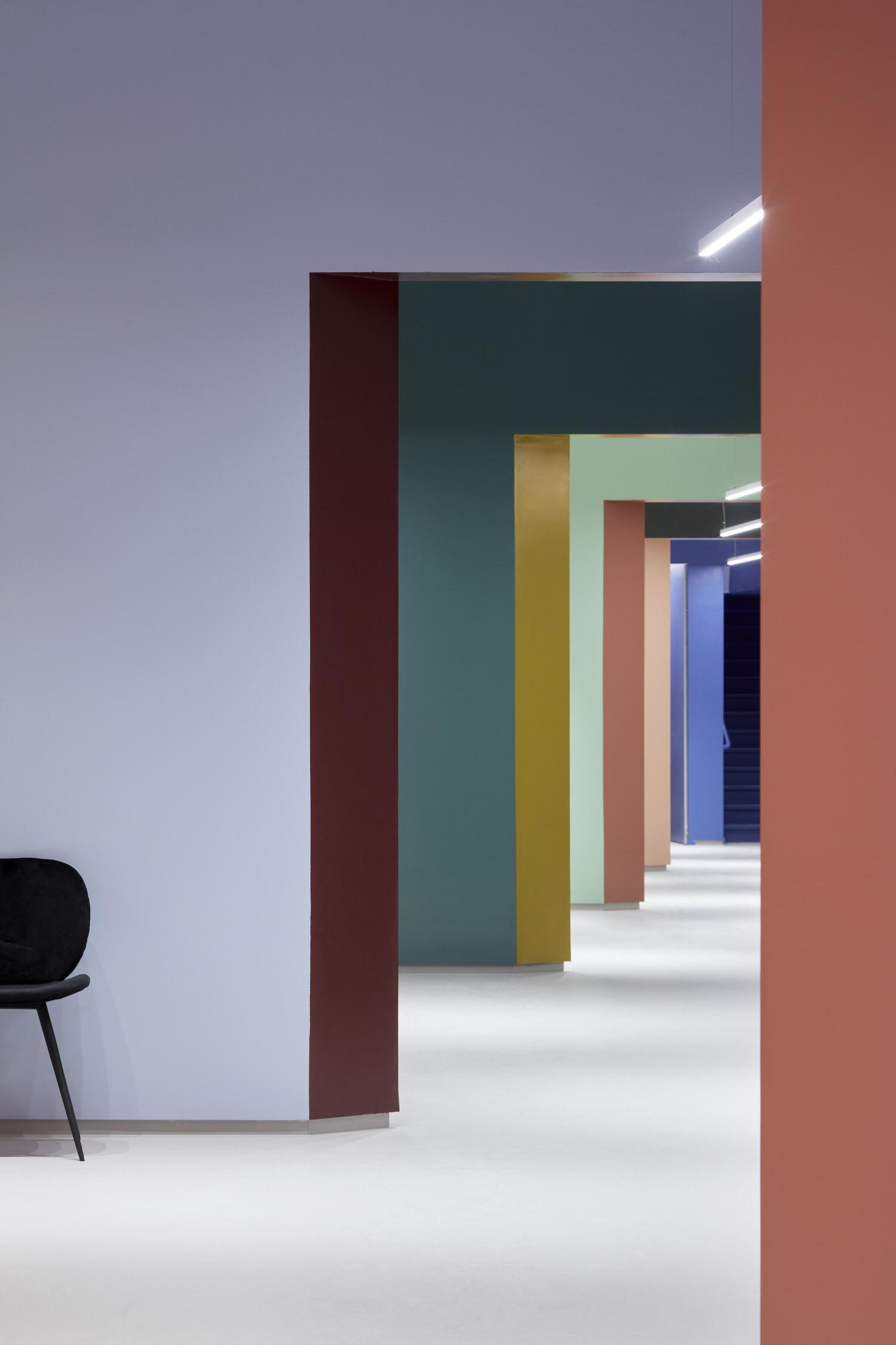 Baranowitz Goldberg Kaza Israel Showroom Interior Design Photo Shai Gil Yellowtrace 13