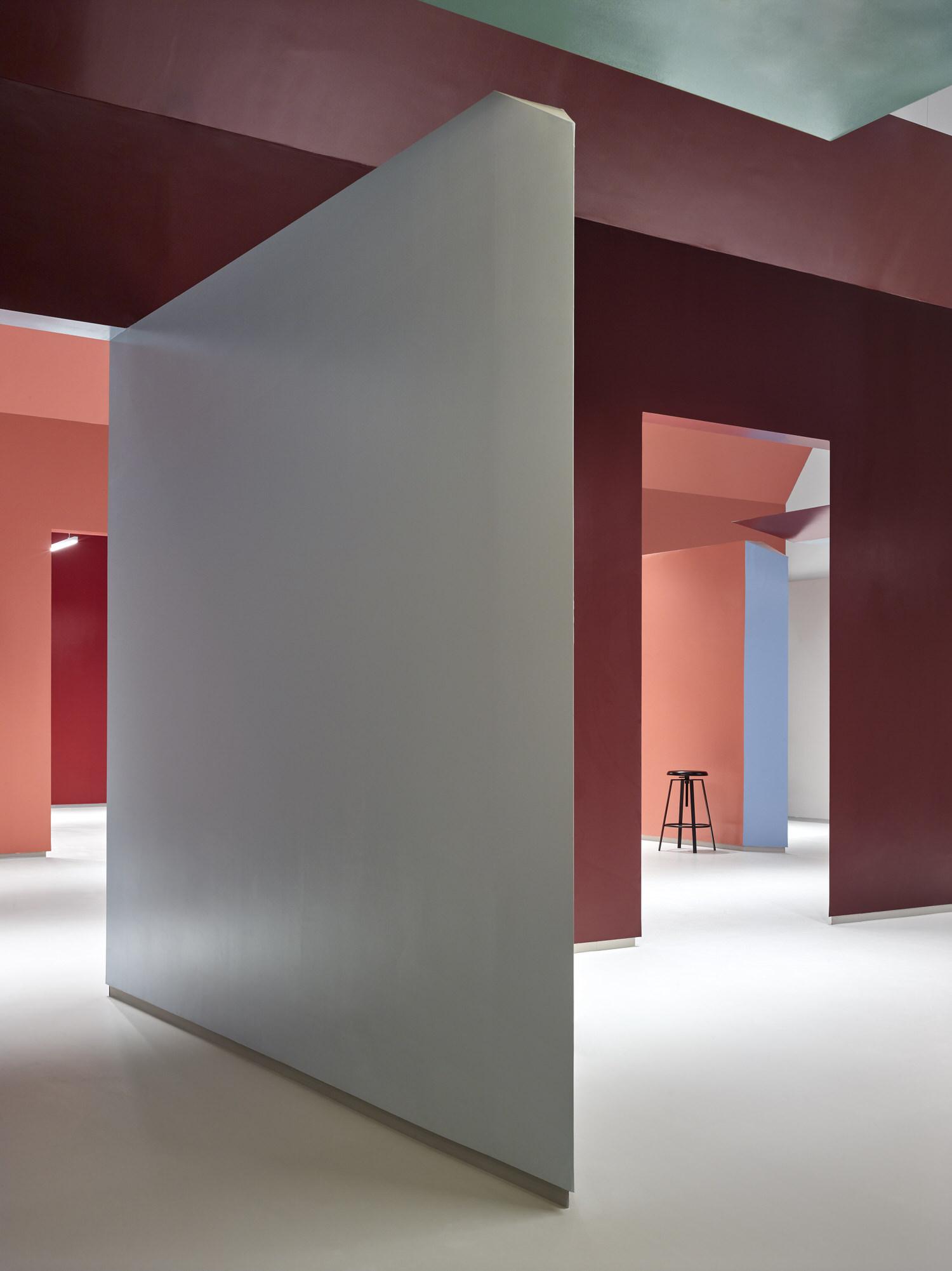 Baranowitz Goldberg Kaza Israel Showroom Interior Design Photo Shai Gil Yellowtrace 16