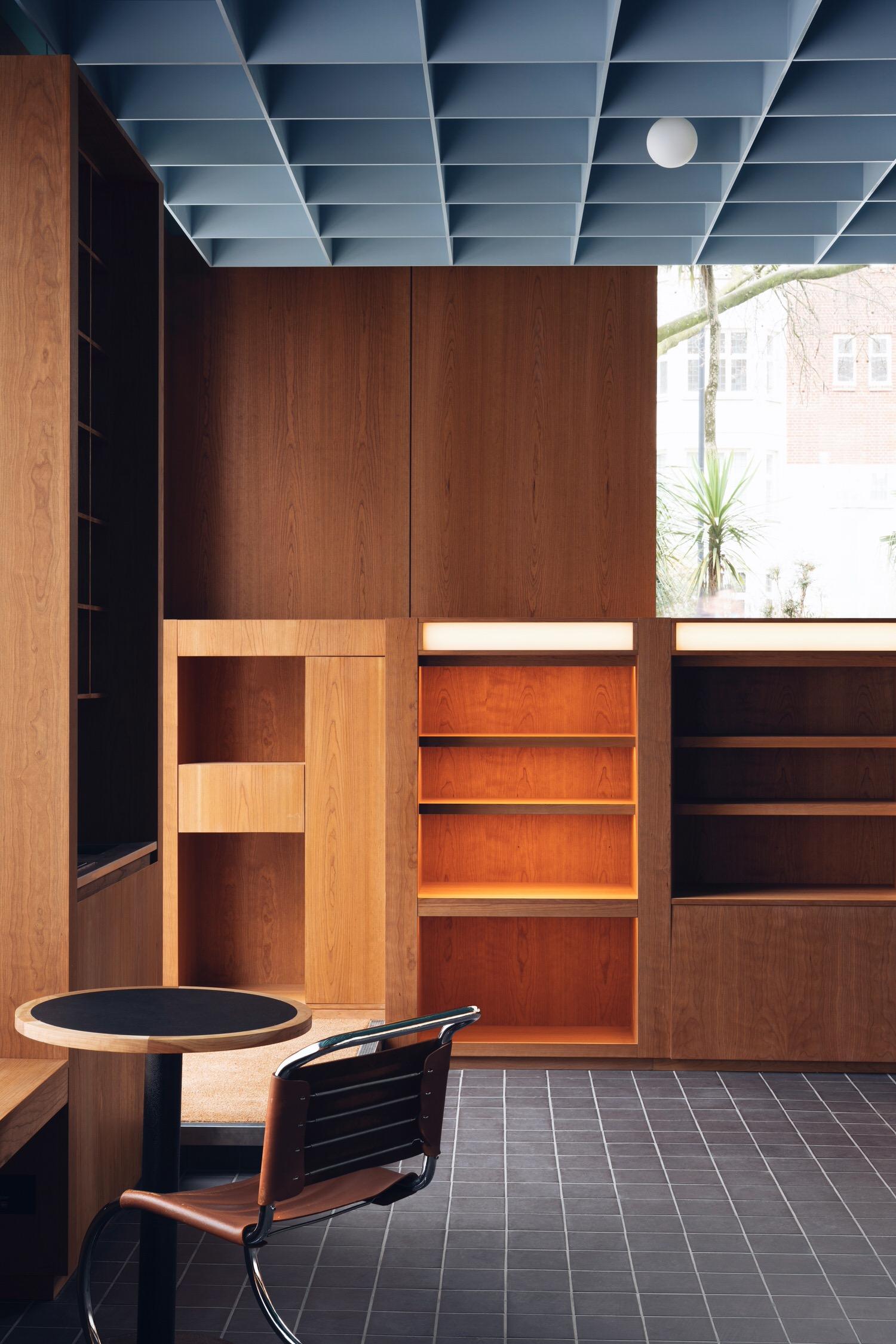 Child Studio, Maido Japanese Restaurant, London Hospitality Interiors | Yellowtrace