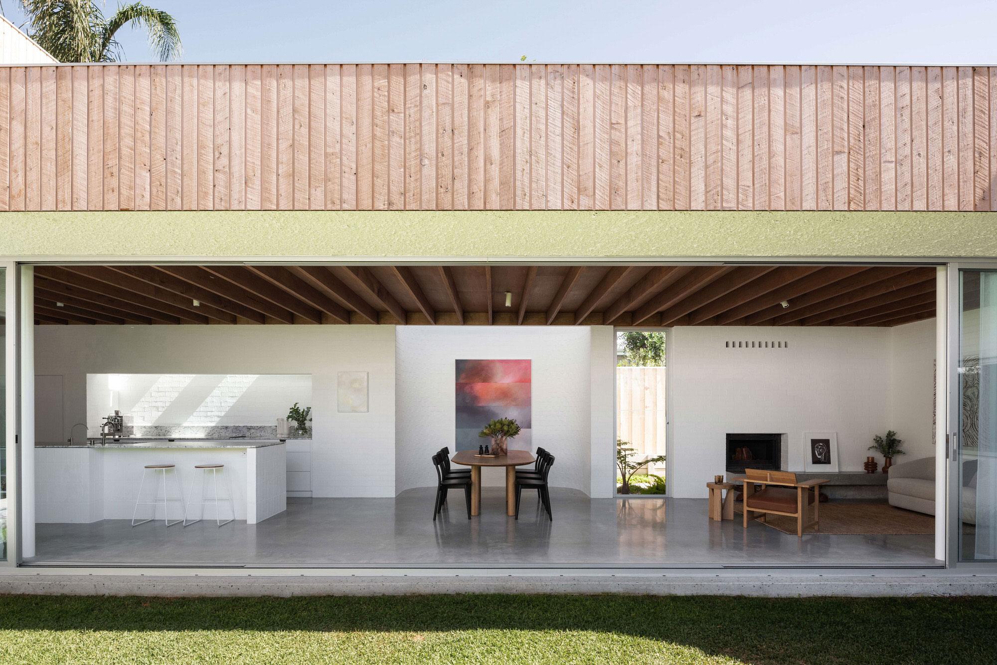 Nic Brunsdon East Fremantle House Australian Architecture Photo Dion Robeson Yellowtrace 05