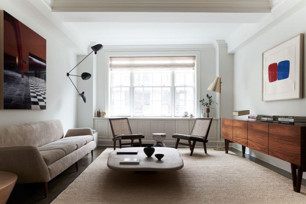 Sandra Weingort Nyc Greenwich Village Apartment Photo Adrian Gaut Yellowtrace