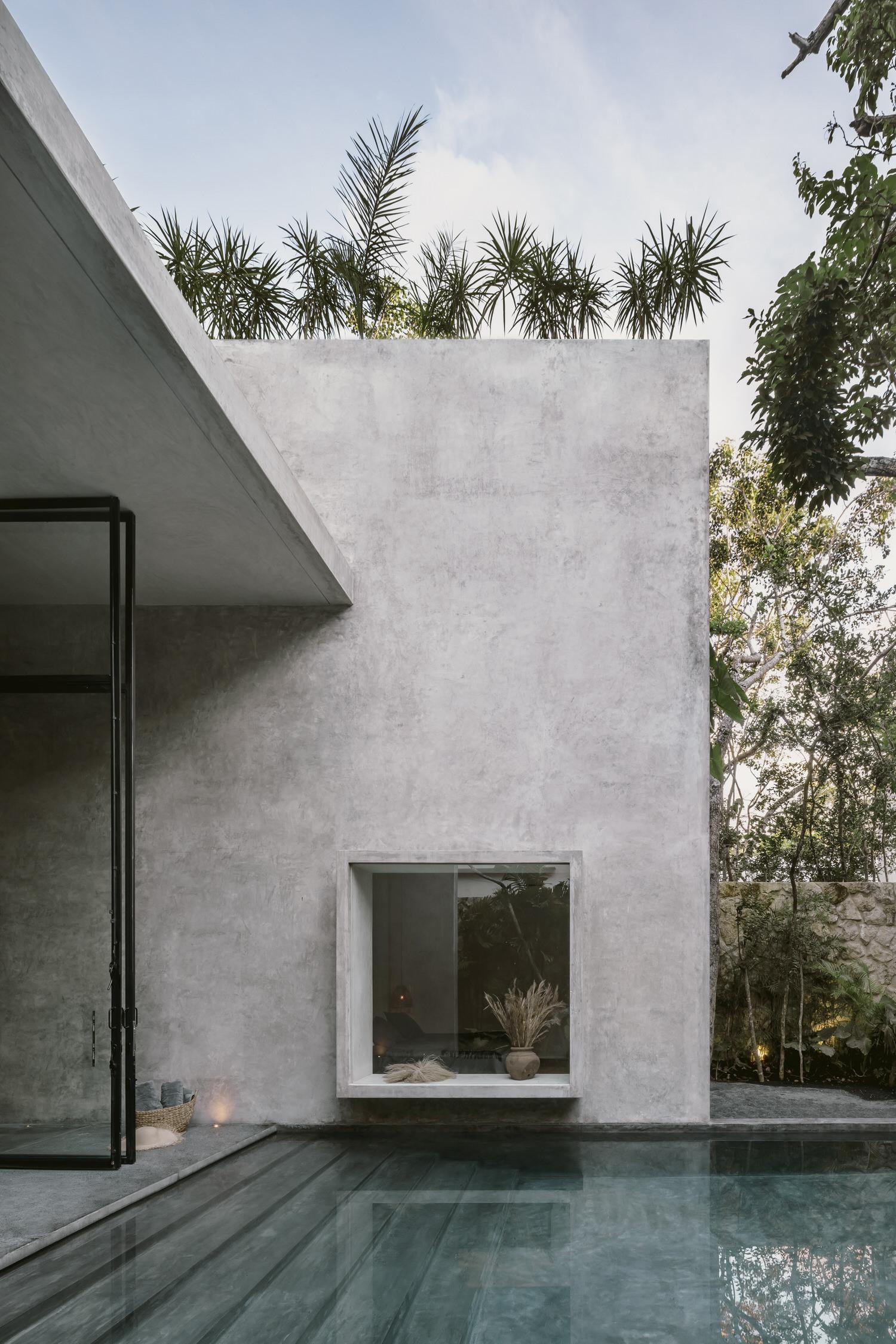 Co Lab Design Office Aviv House Tulum Mexico Arxhitecture Photo Cesar Bejar Yellowtrace 03
