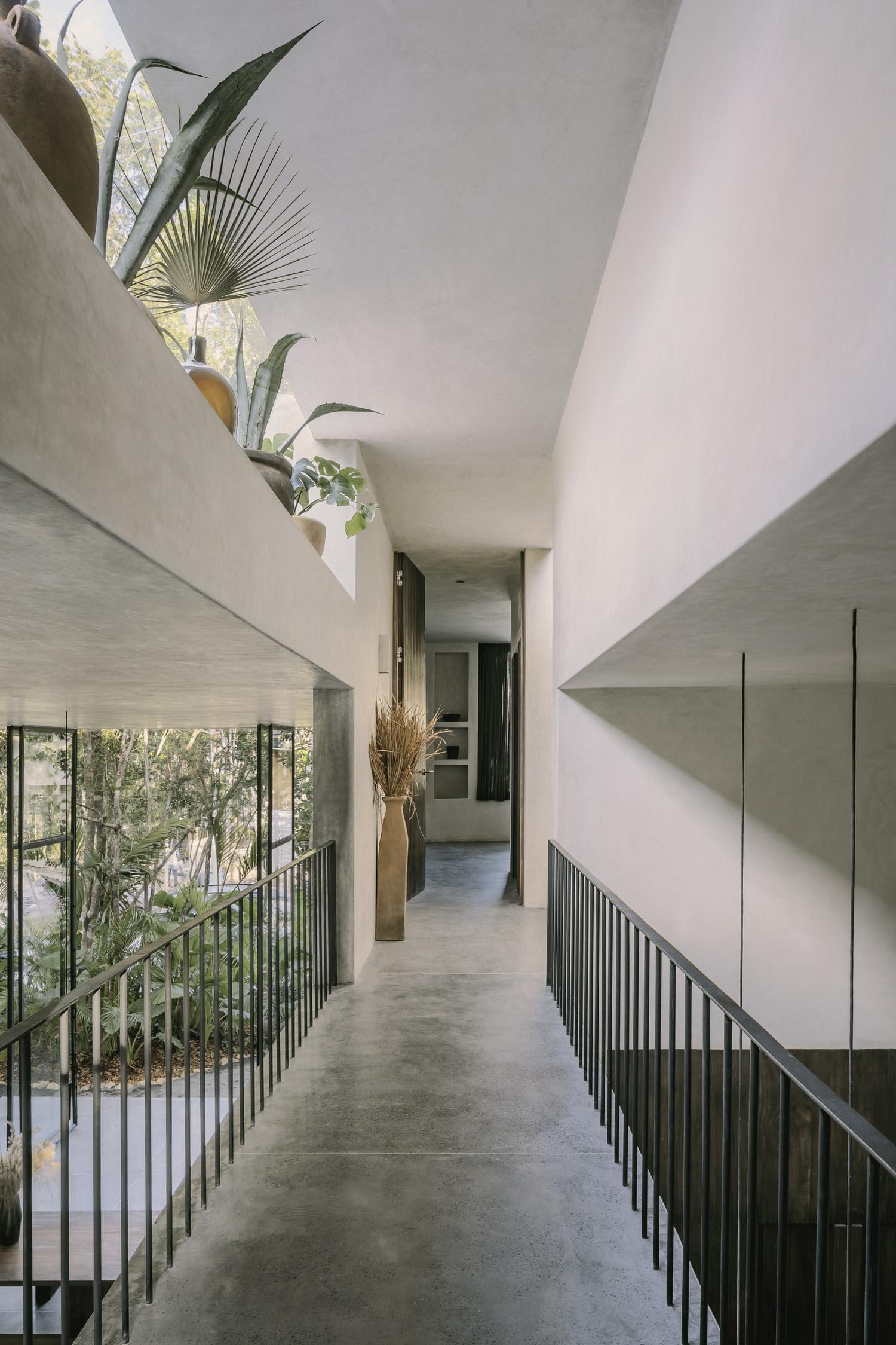 Co Lab Design Office Aviv House Tulum Mexico Arxhitecture Photo Cesar Bejar Yellowtrace 15