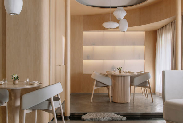 So Studio Restaurant Lunar Shanghai Hospitality Design Photo Wen Studio Yellowtrace
