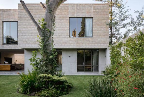 Arquitectura Sergio Portillo Casa Mika Mexico City Photp Cesar Bejar Yellowtrace