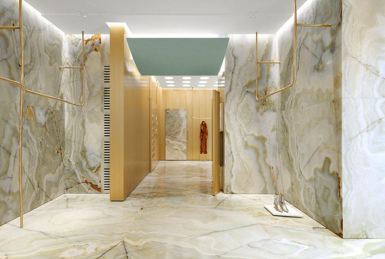 Forte Forte Roma Flagship Luxury Retail Yellowtrace