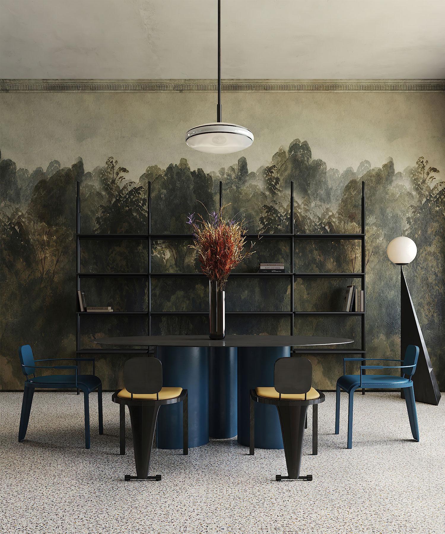 Puntofilipino Memphis Milano Apartament Interiors Photo Polina Parcevskya Yellowtrace 02