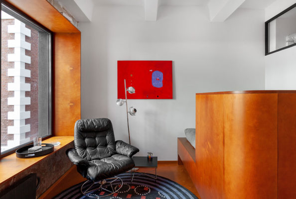 Room Design Buro Commune 303 Tiny Moscow Apartment Interior Photo Polina Poludkina Yellowtrace